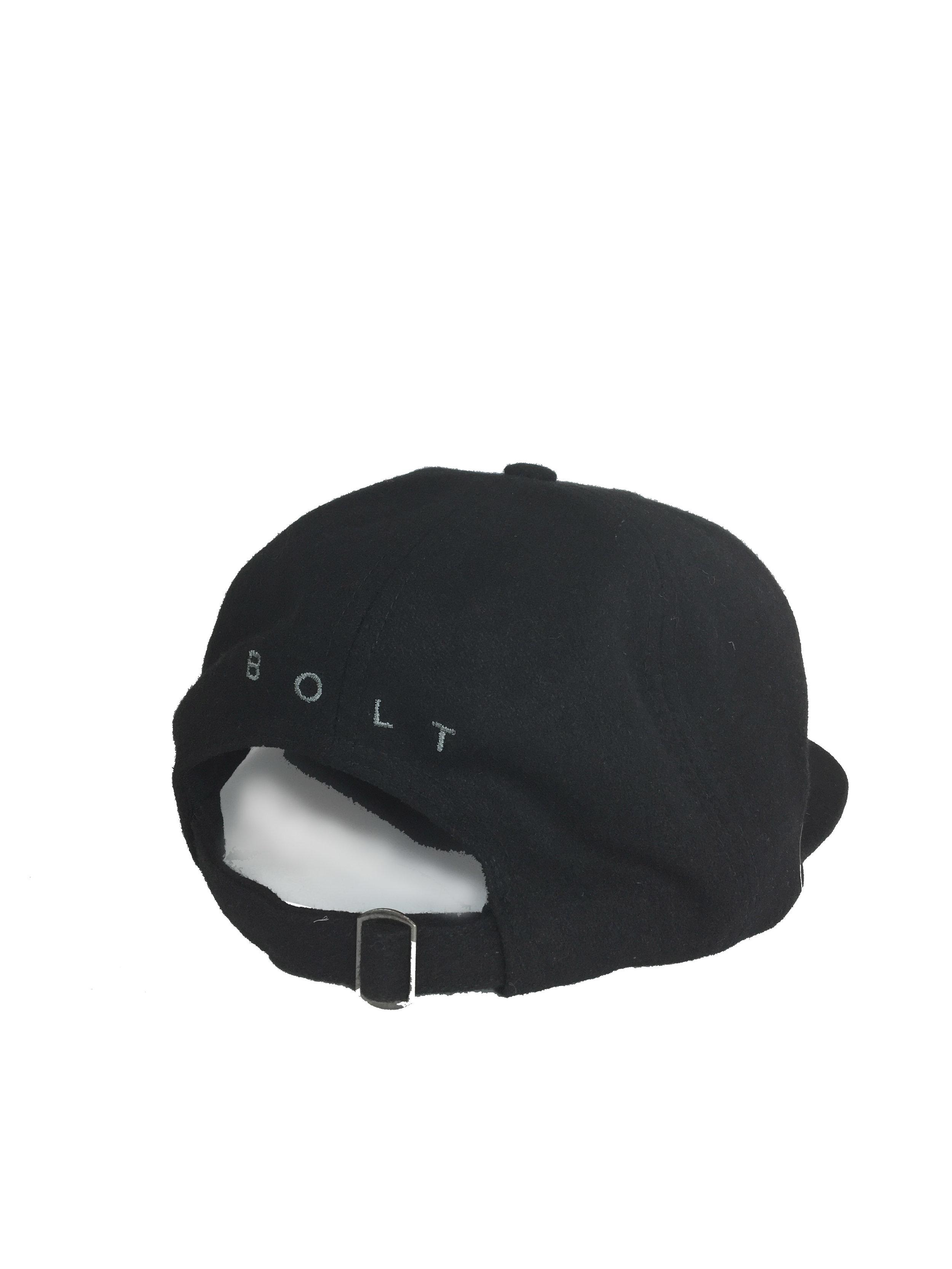 09e9c01e0 Melton Wool Baseball Cap