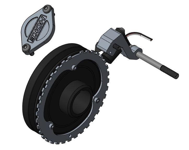 L-Series - Crank Angle Sensor Kit — HOKE PERFORMANCE