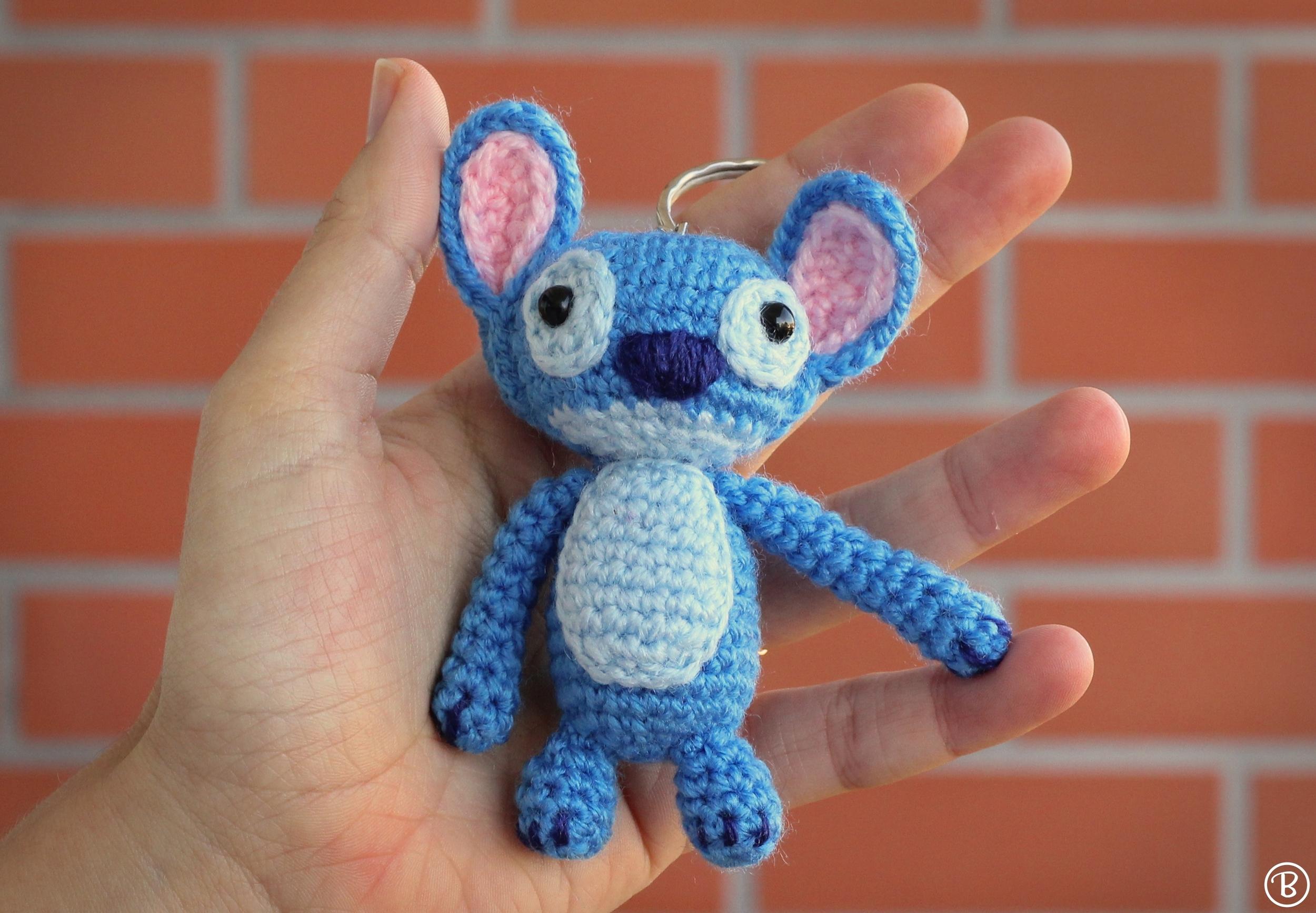 STITCH 20 inches - PDF amigurumi crochet pattern | Crochet ... | 695x1000