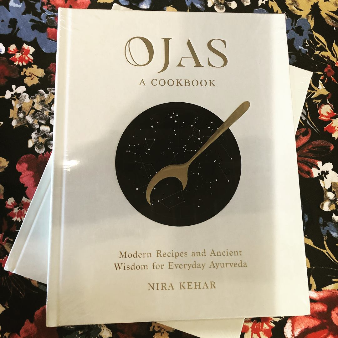 Ojas Ayurvedic Recipe Book — Arkansas Yoga Collective