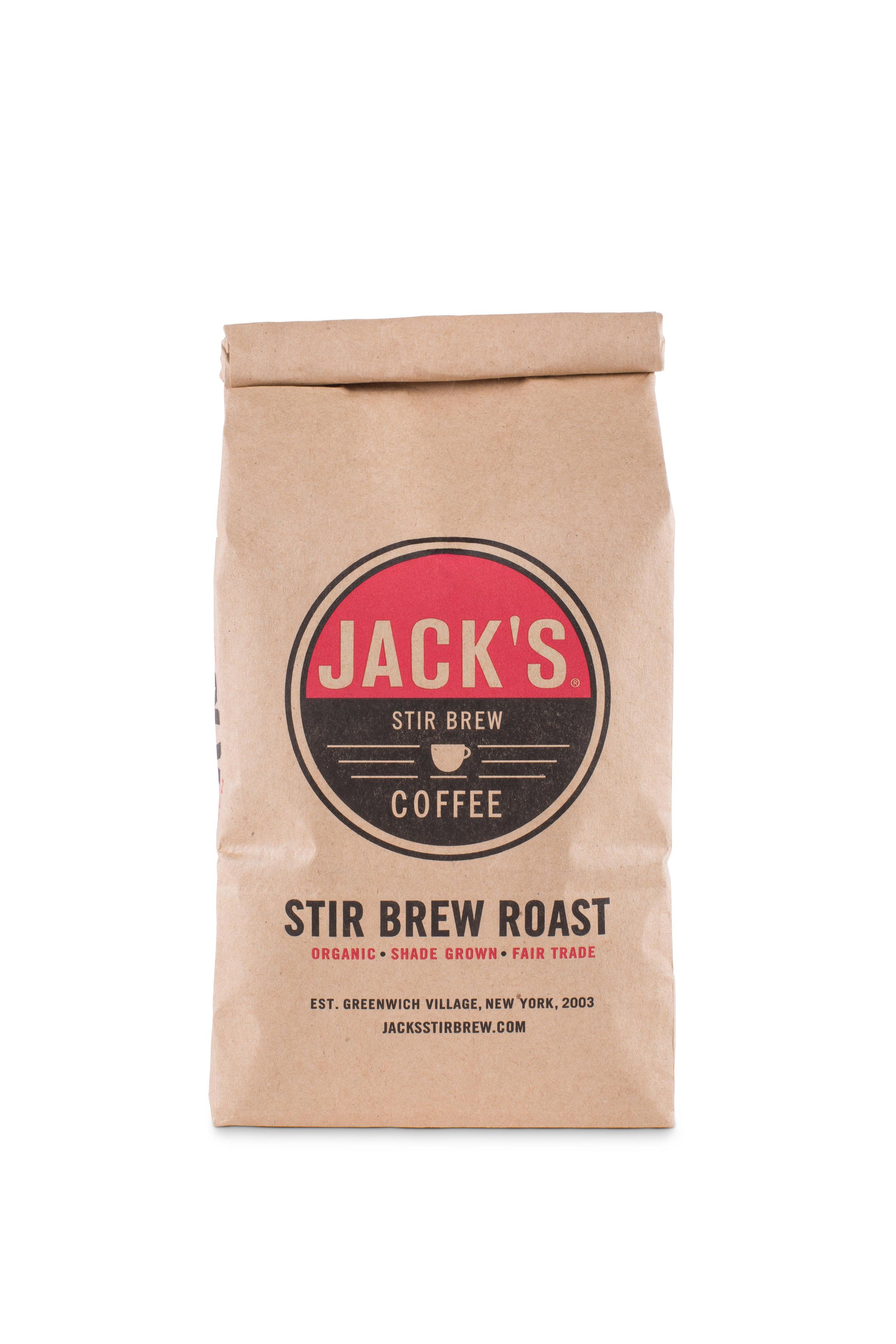 Organic Shade Grown Coffee Jack S Stir Brew