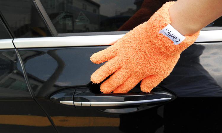 Microfibre Gloves Soft 1 Pair CarPro MF