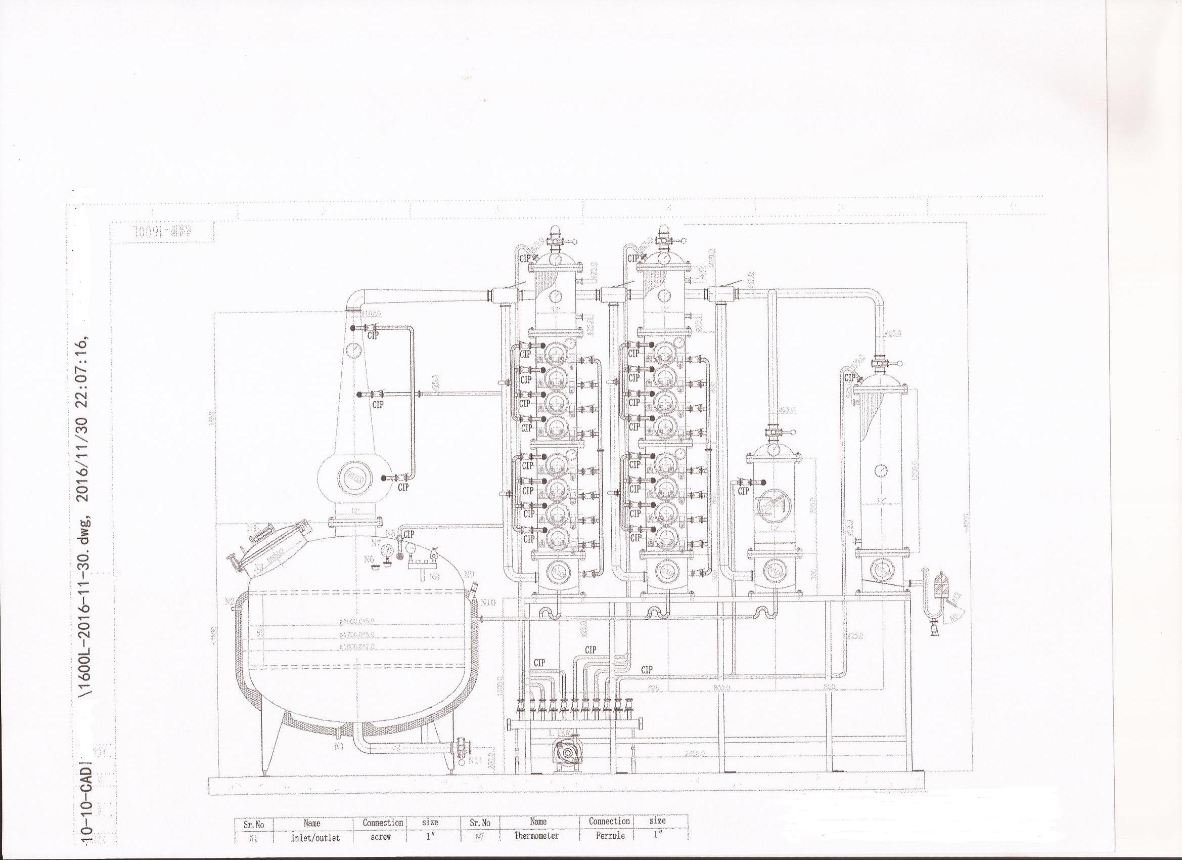 OLYMPIC MASTER SERIES VODKA/GIN/WHISKEY STILL 18 PLATE, 400 GALLON (1600L)  — Moonshine Stills & Distillery Equipment