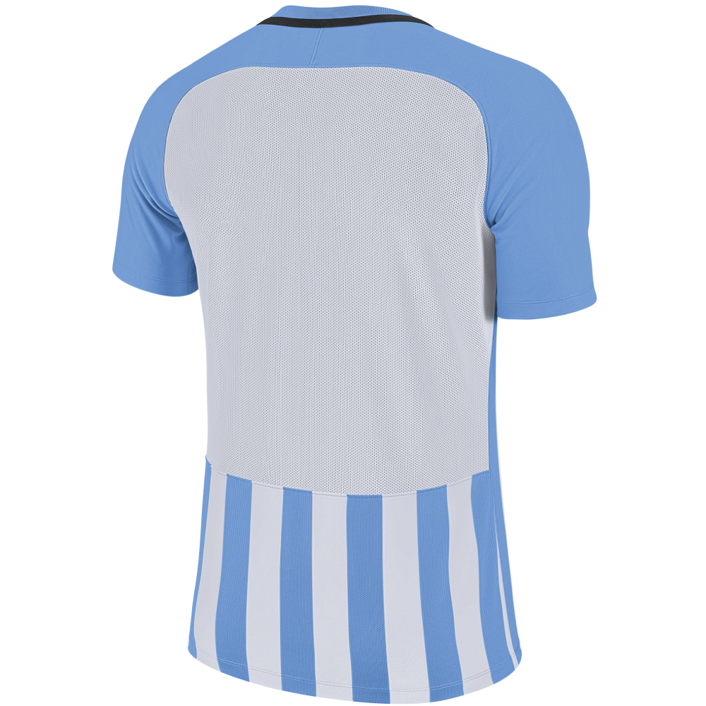 Nike Striped Division III SS Jersey University BlueWhite