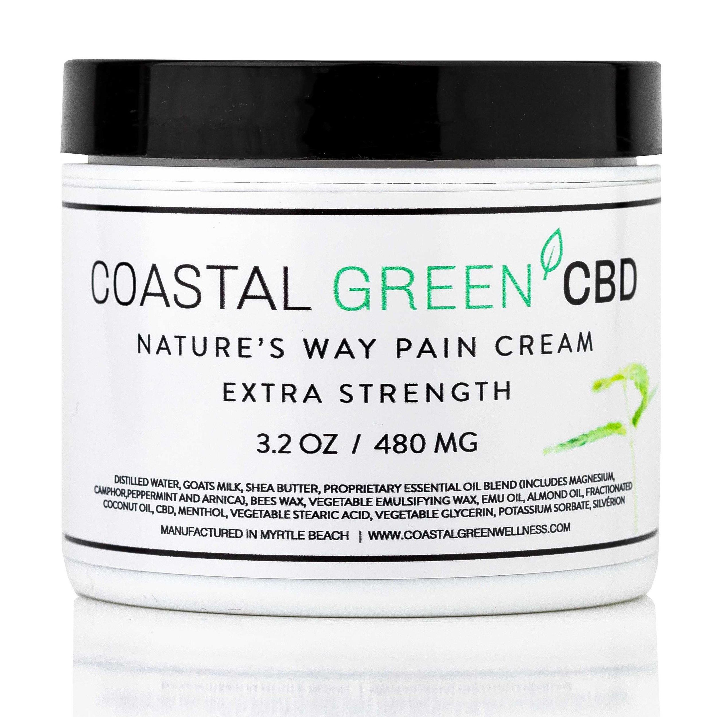 Nature's Way Pain Cream Extra Strength — The Mustard Seed