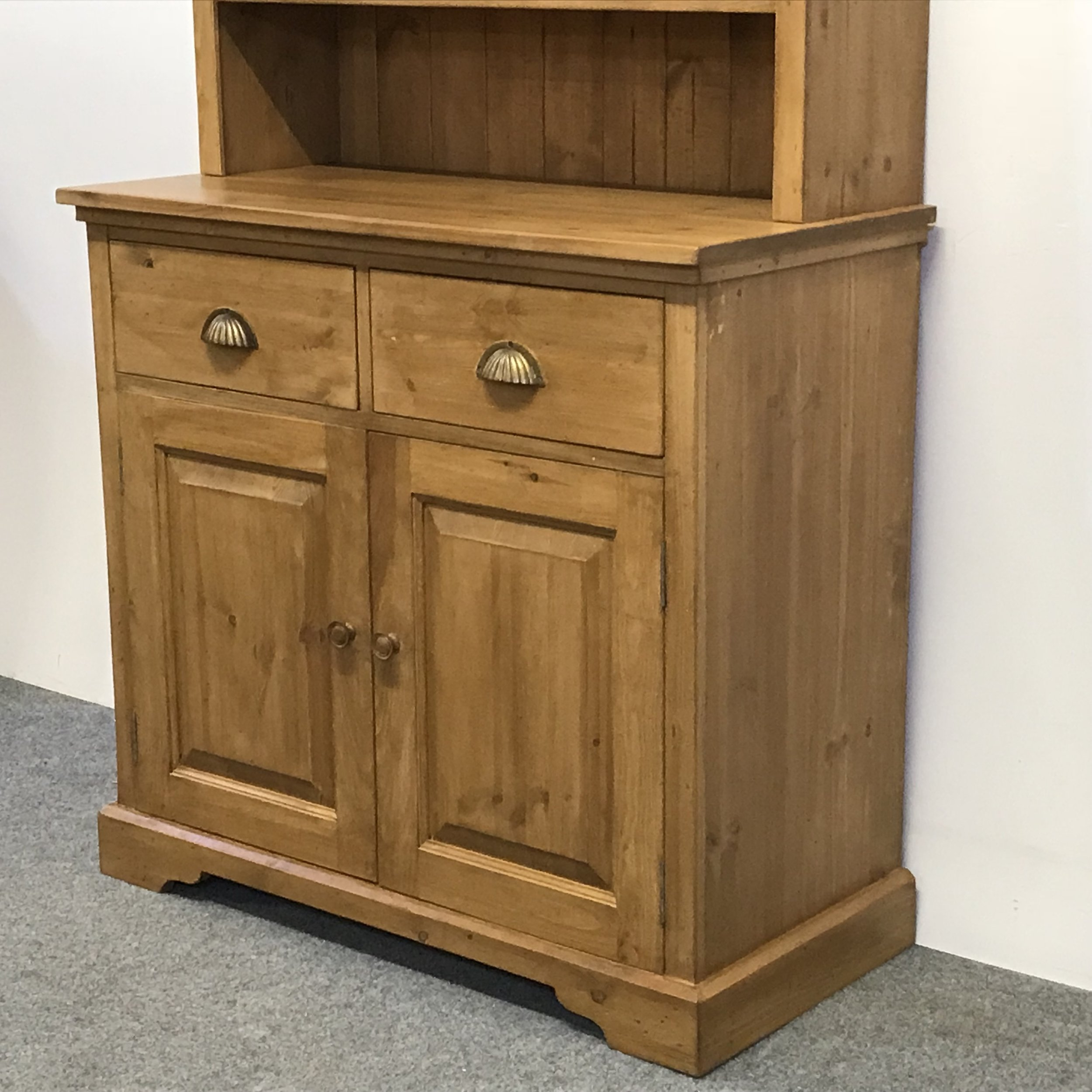 Narrow Welsh Dresser Handmade From New