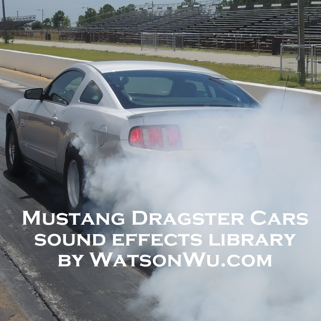 Car Sound Effects >> Mustang Dragster Cars Sound Effects Library Watson Wu Dot Com
