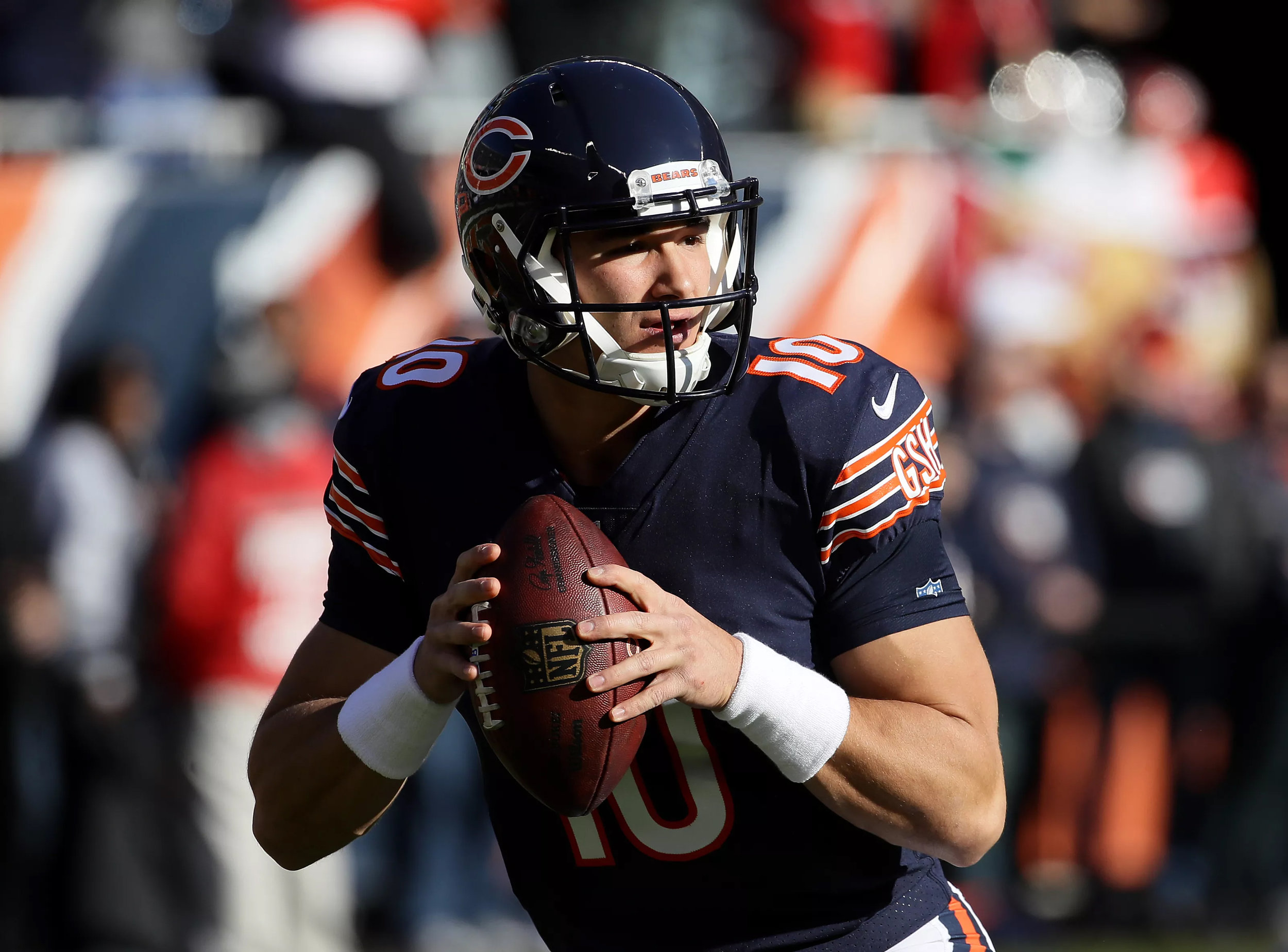 info for a61b9 39baa Mitch Trubisky Autograph Tickets - Sign & Ship Menu (Order Items) — Crave  the Auto