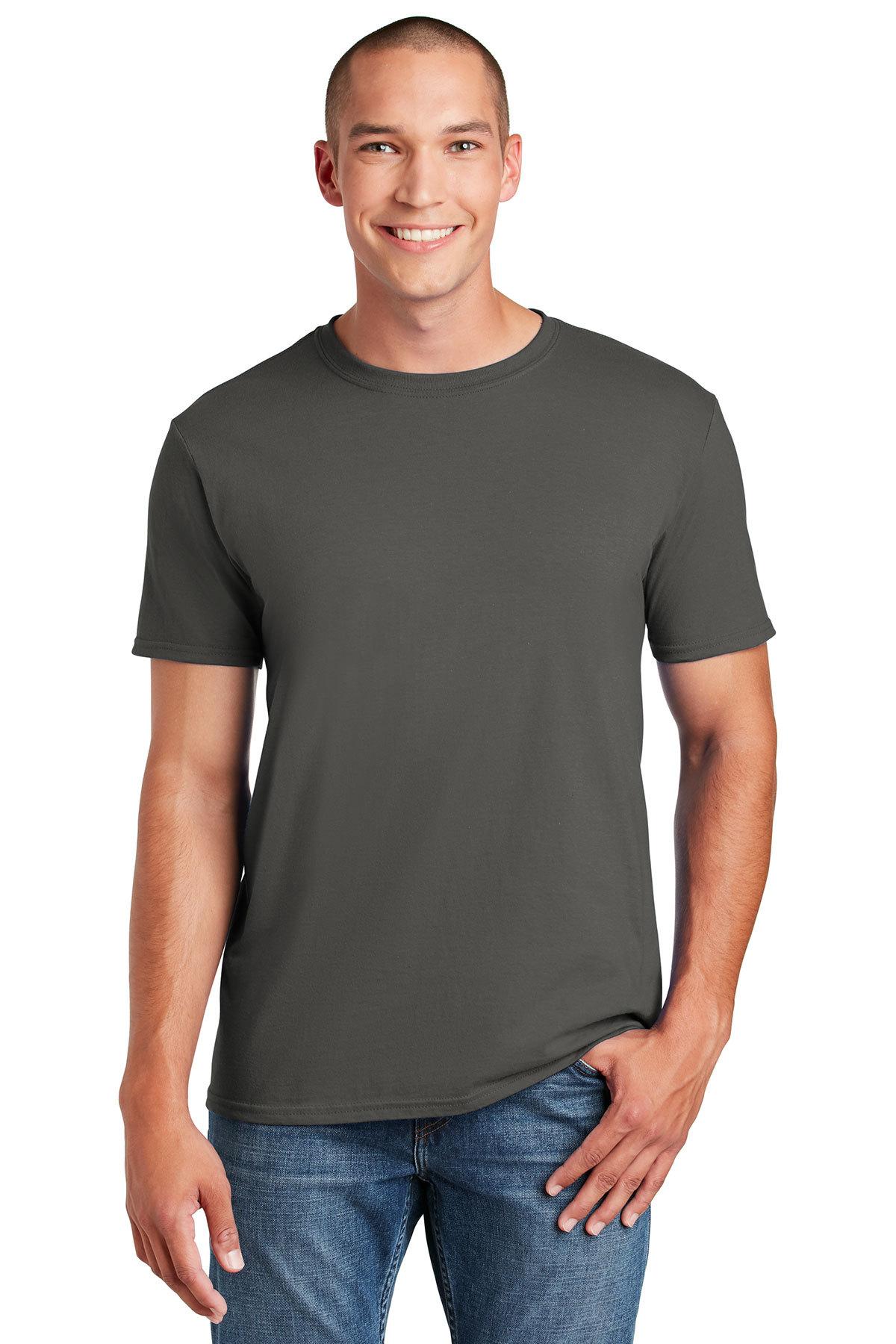 Gildan Softstyle T Shirt Zeidel Co