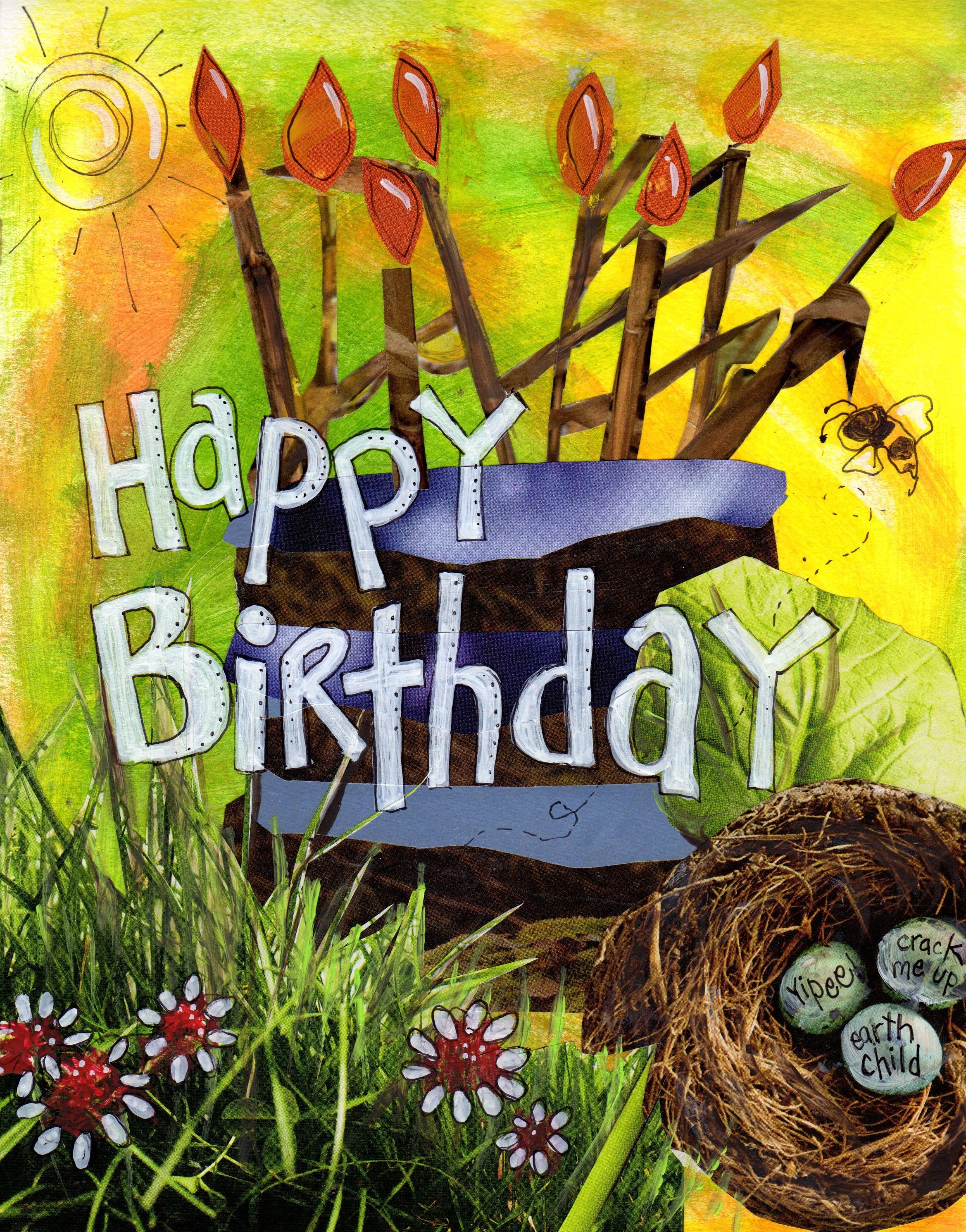 Happy Birthday Nature S Best Mary Klump Studio Mary Klump Studio