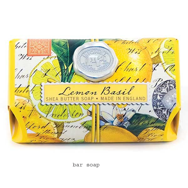 Michel Design Works Lemon Basil Beautiful Gifts Museum Outlets