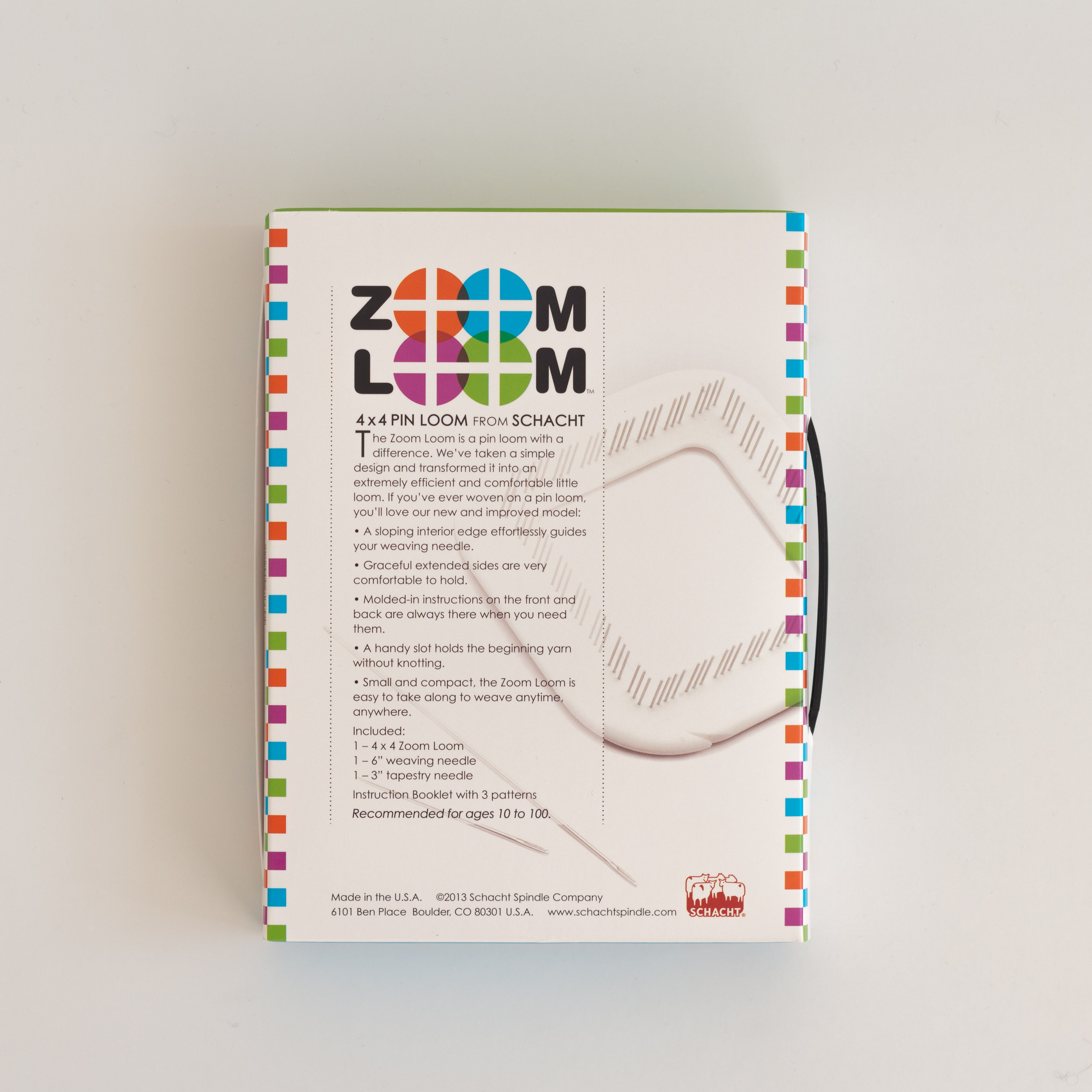 Zoom Loom by Schacht — Loom & Spindle