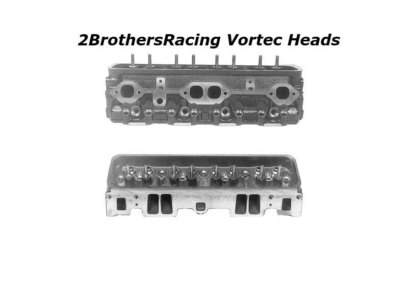 96-02 SBC Vortec Heads — 2 Brothers Racing