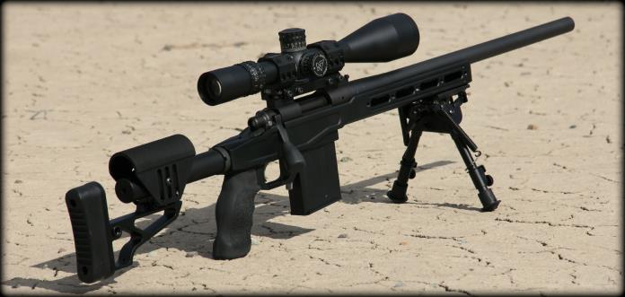 XLR Element Chassis — SPECIAL PURPOSE RIFLES