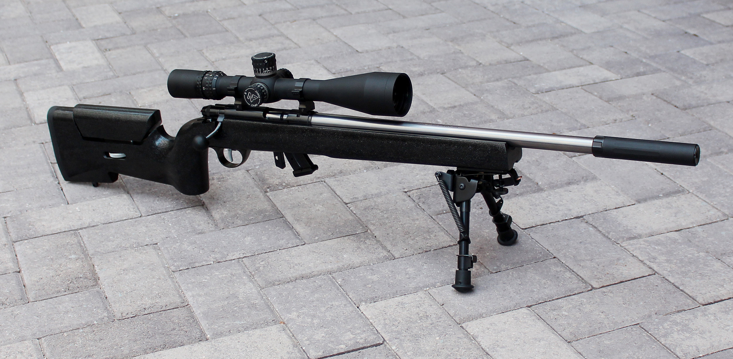 Anschutz 1710 Precision Trainer Rifles — SPECIAL PURPOSE RIFLES