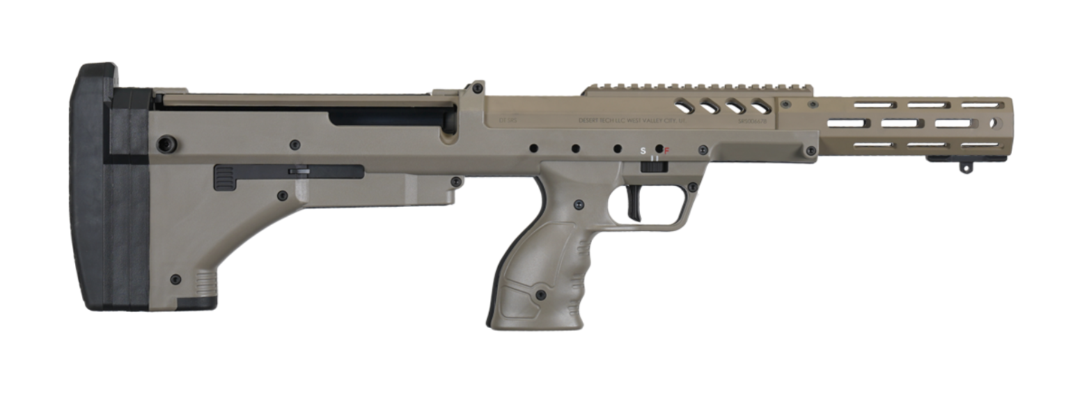Desert Tech Srs A2 Covert Chassis Special Purpose Rifles