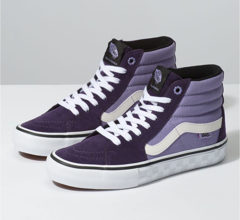 cheap skilful manufacture search for newest VANS SK8-Hi Pro - Lizzie Armanto Mysterioso — Theory Skateshop
