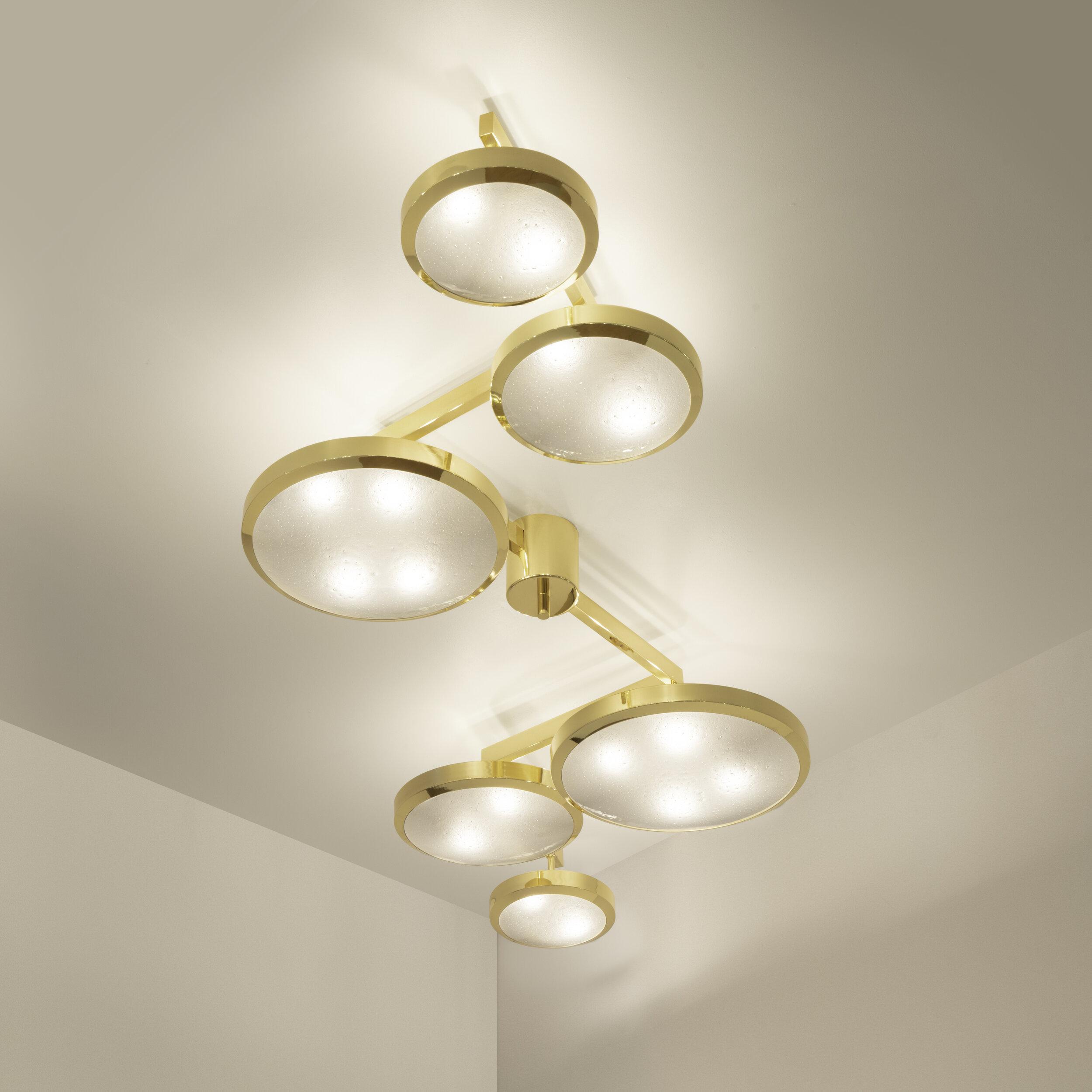 Geometria Sospesa Ceiling Light
