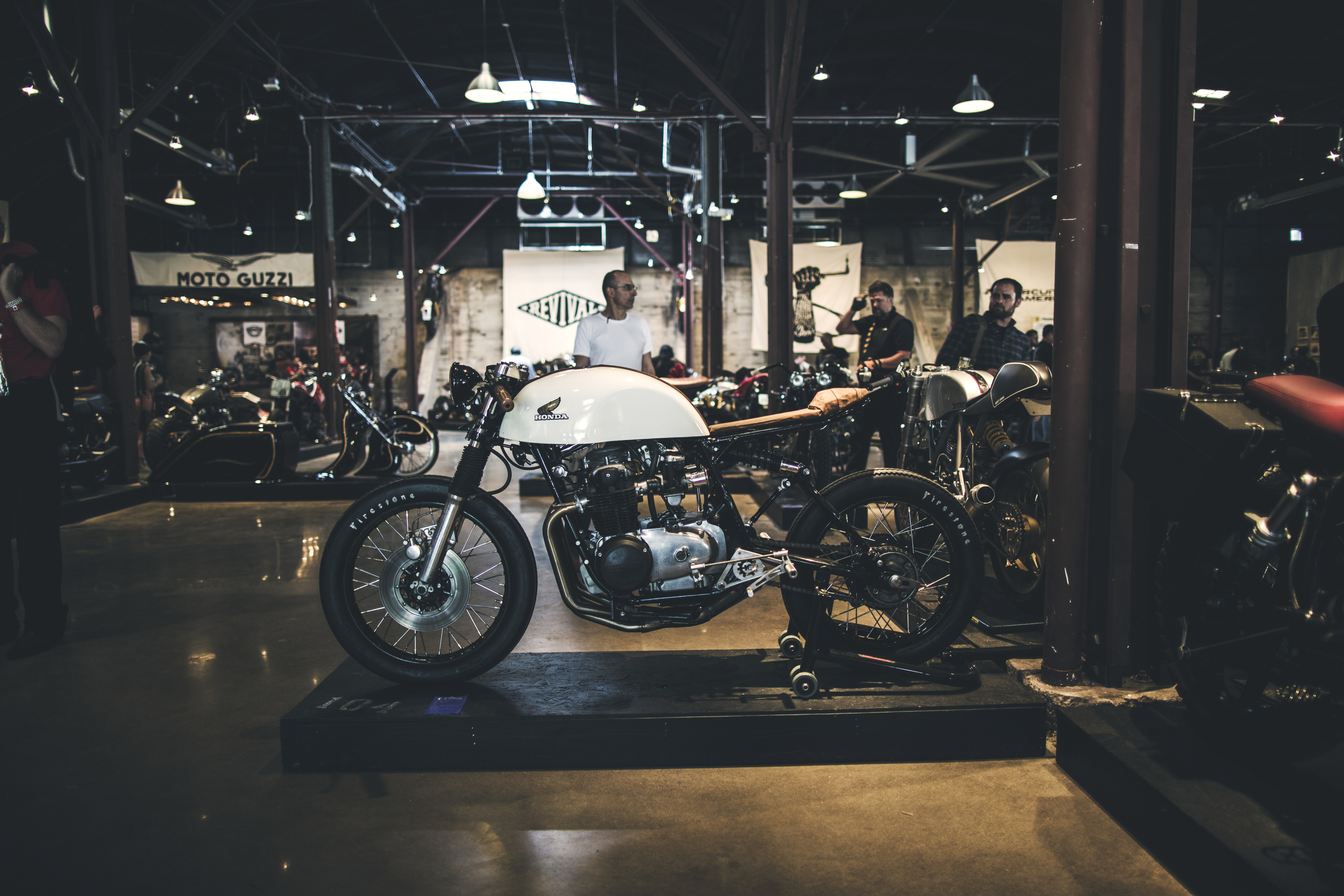 Suspension Conversion Kit — Kinetic Motorcycles