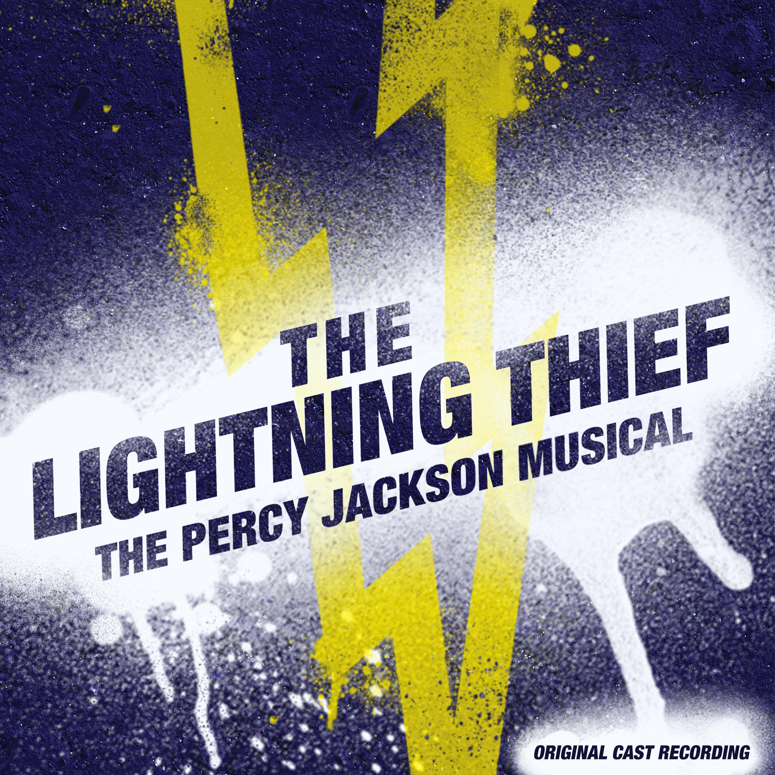 The Lightning Thief (Original Cast Recording) — Broadway Records