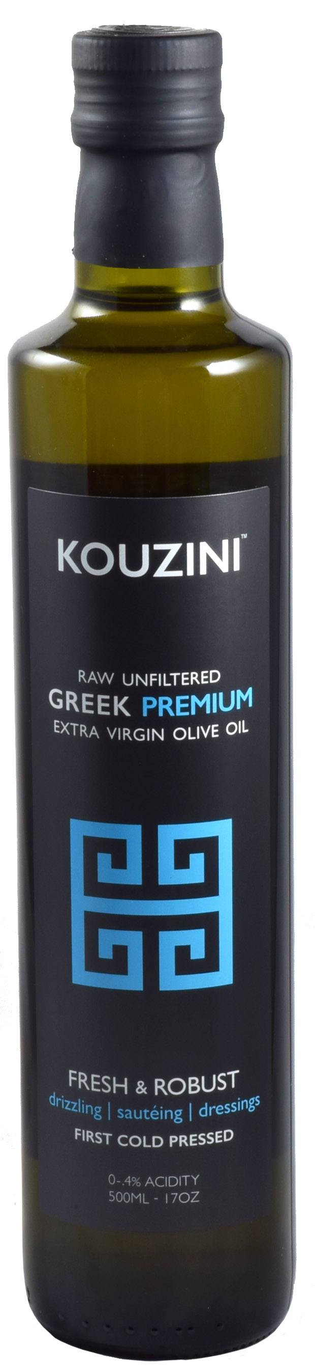 Ultra Premium Greek Raw Unfiltered Extra Virgin Olive Oil (Free shipping  with code