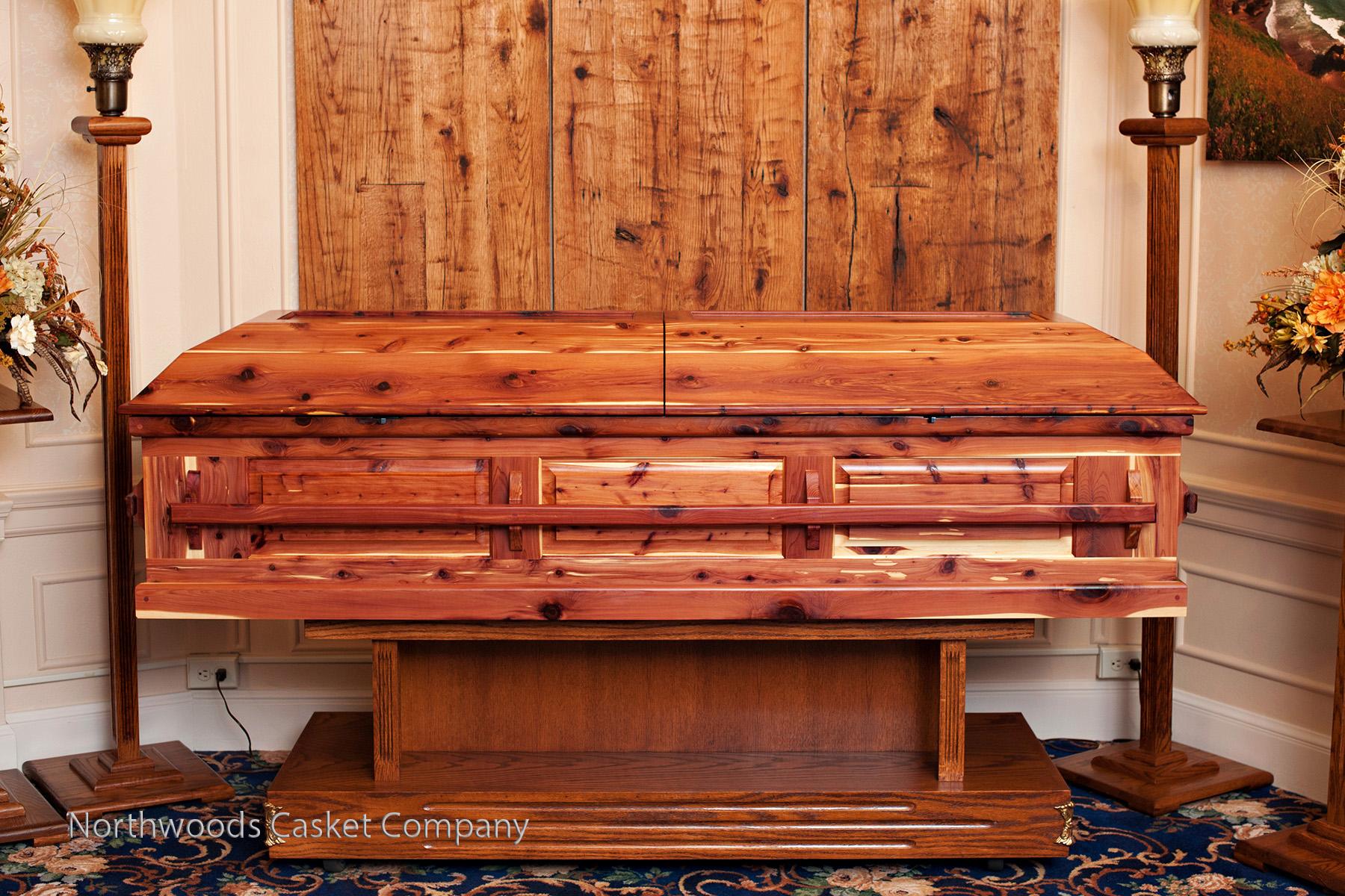 Cedar — Northwoods Casket Company