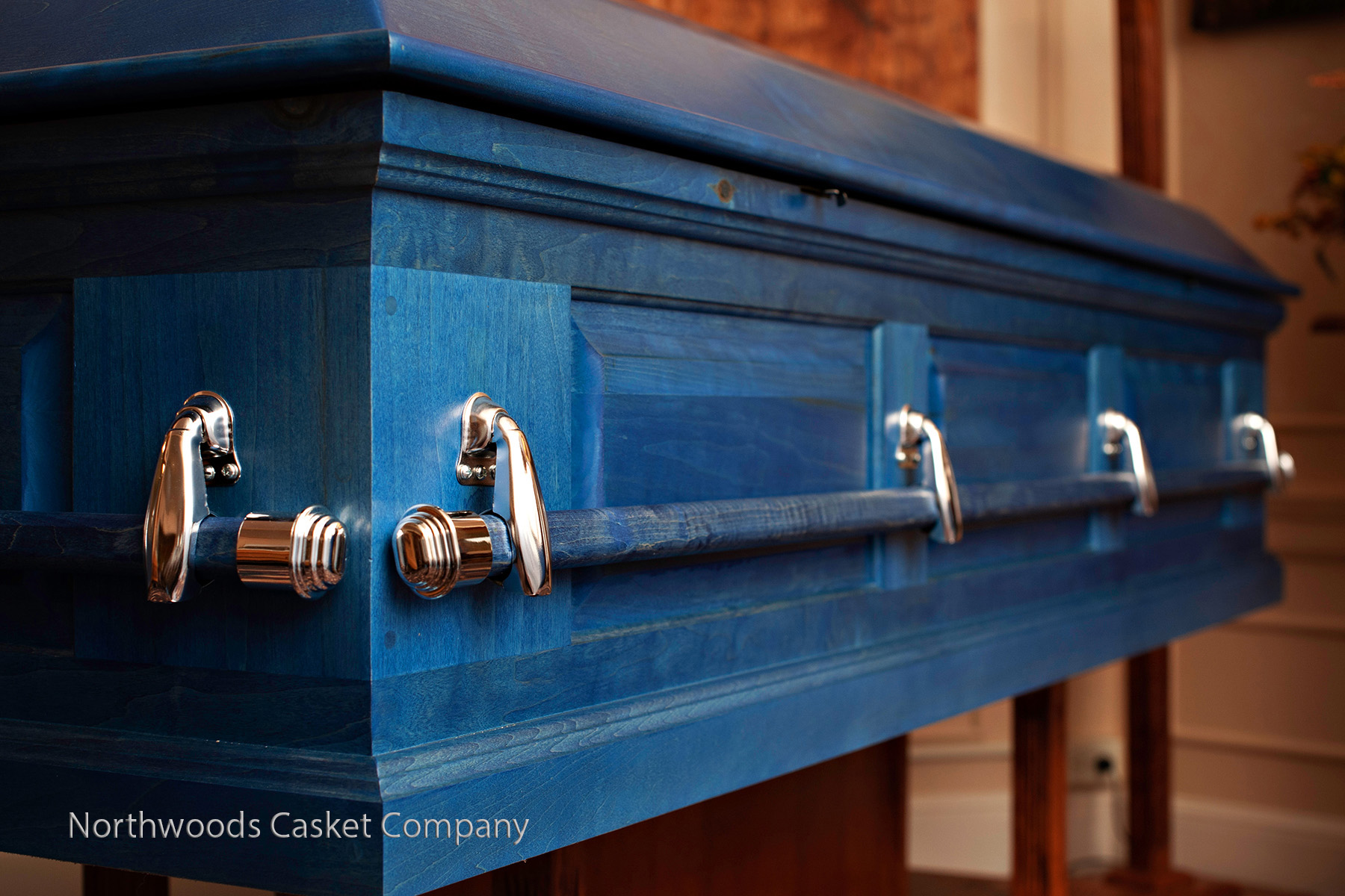 Great Lakes Blue — Northwoods Casket Company
