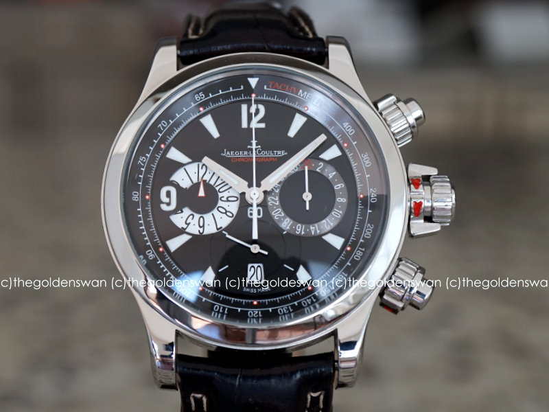 Jaeger-LeCoultre Master Compressor Chronograph, Ref: Q1758470 —  thegoldenswan