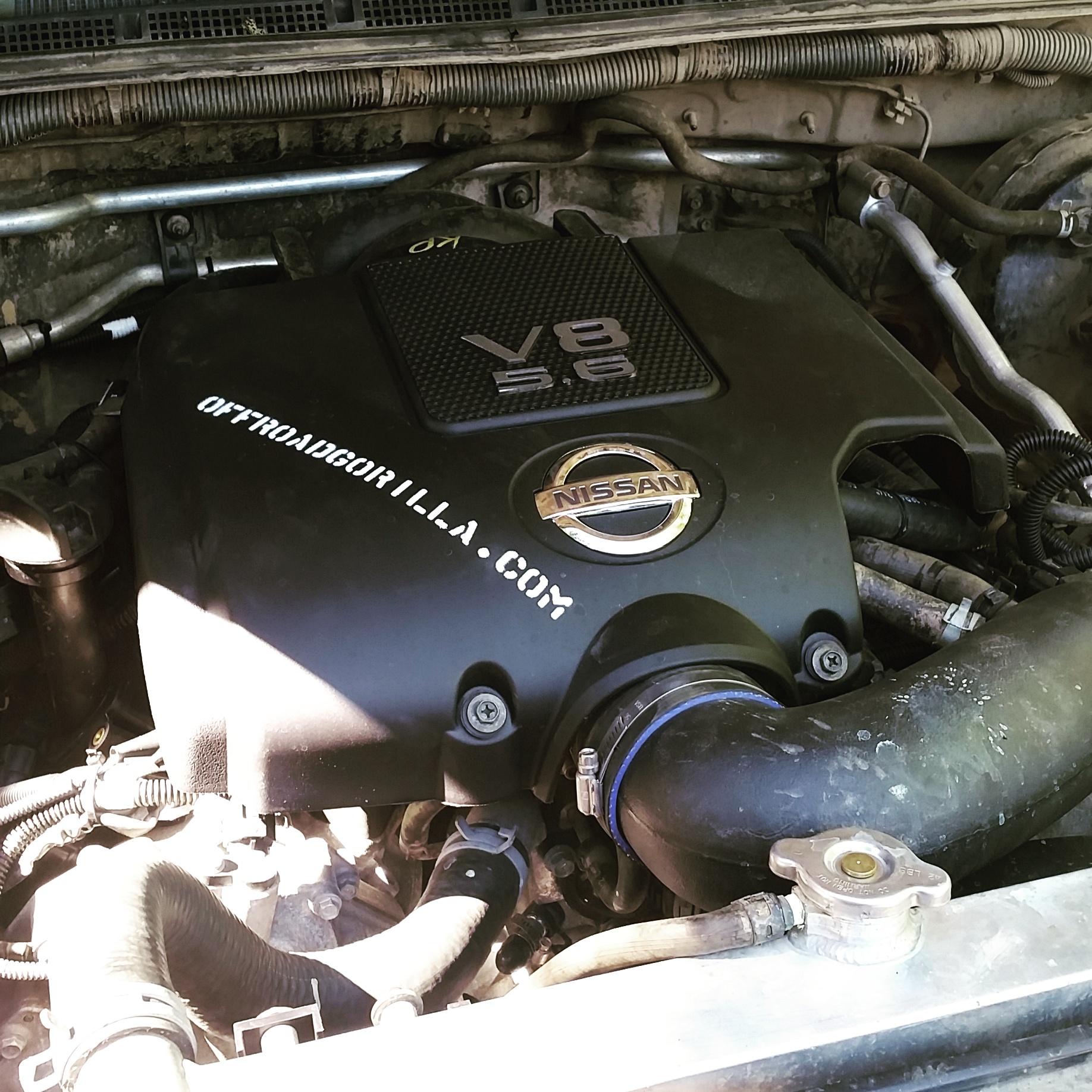 2006 Nissan Xterra Engine Diagram
