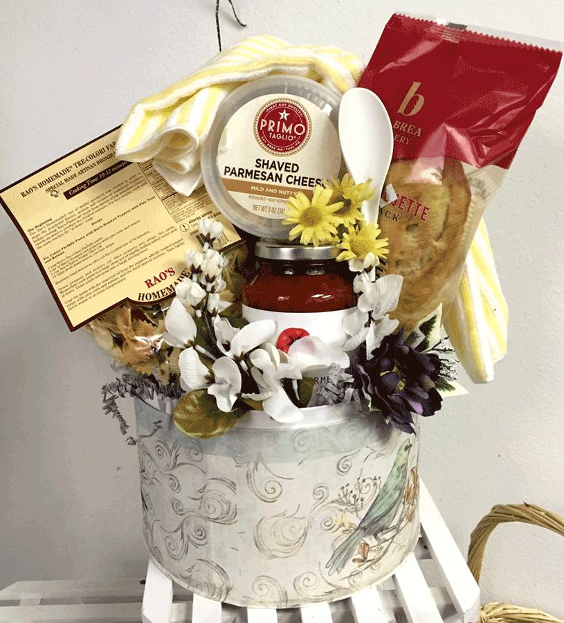 Basket Creations Plus │ Gift Baskets