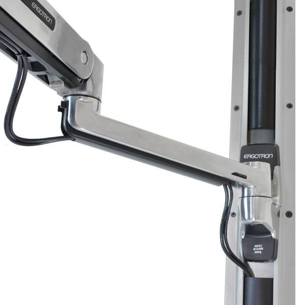 Ergotron LX Wall Mount LCD Monitor Arm