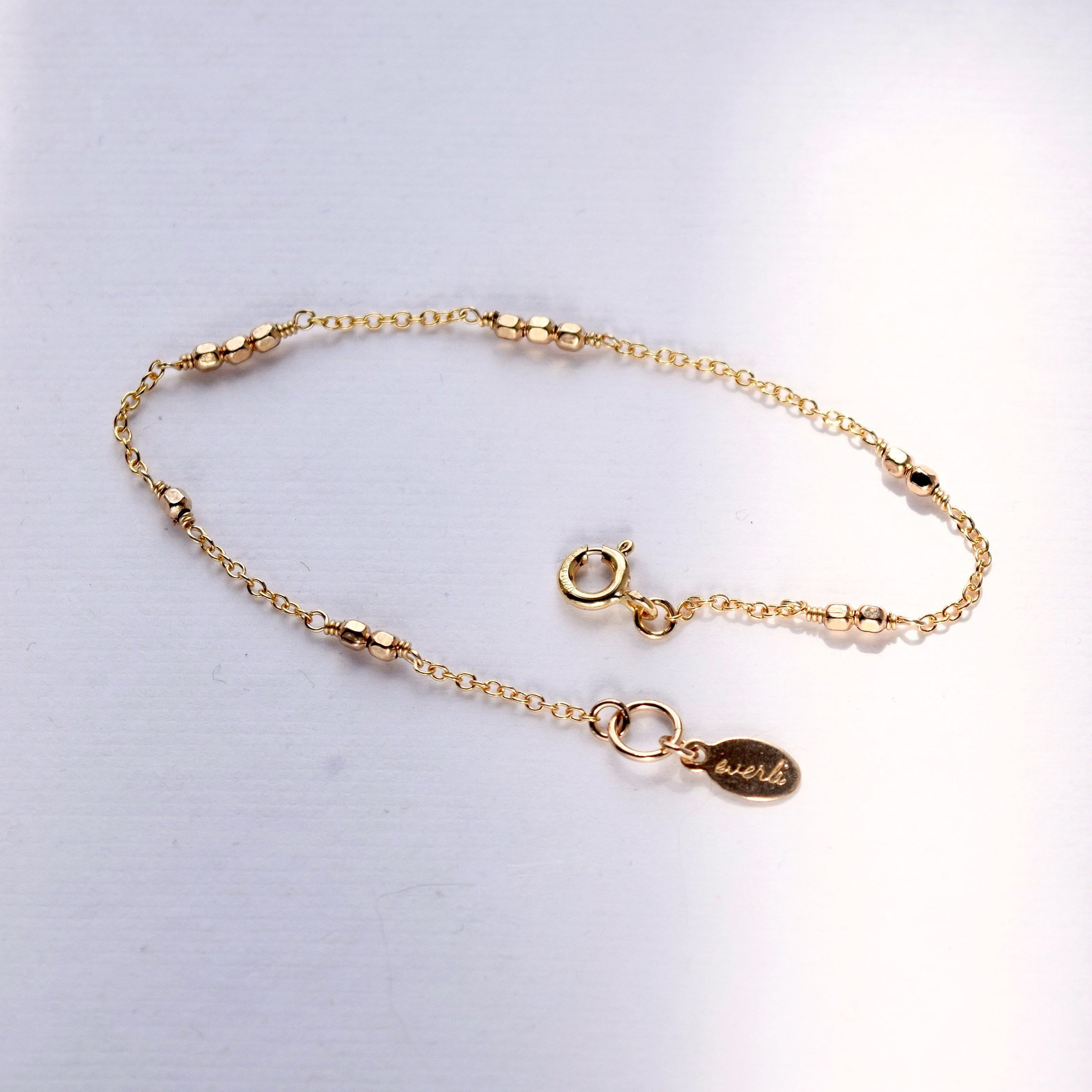 fe1a3d2ce9a4b Love Code Bracelet — Everli: For Your Journey