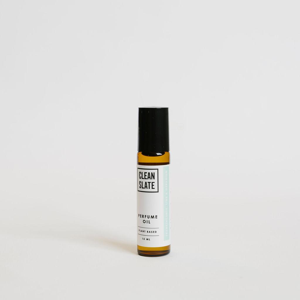 Perfume oil — CLEAN SLATE SKIN CARE   natural vegan handmade skin care