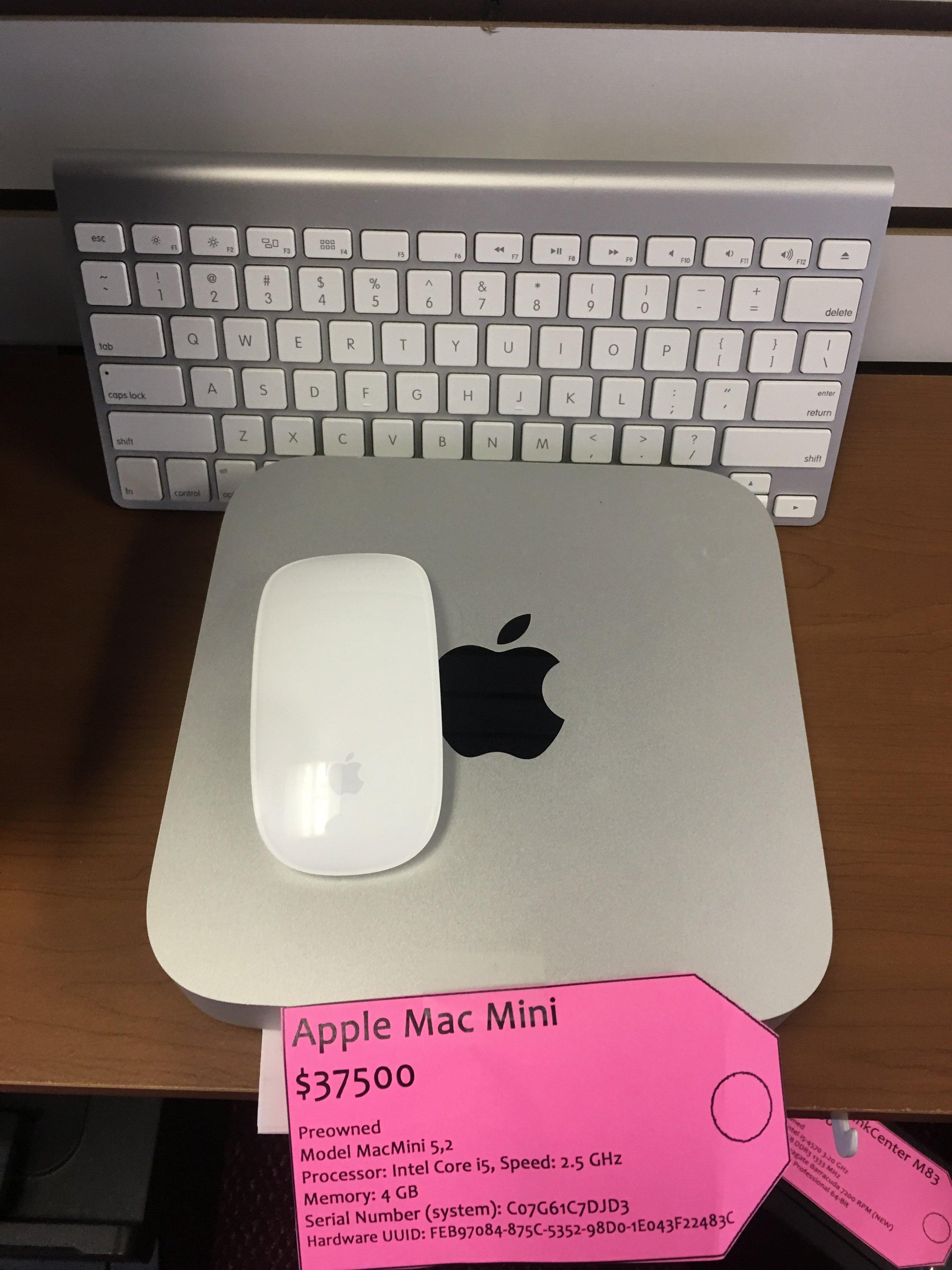 Used Mac Mini >> Jaydien Network Solutions Refurbished Computers Used Apple Mac Mini