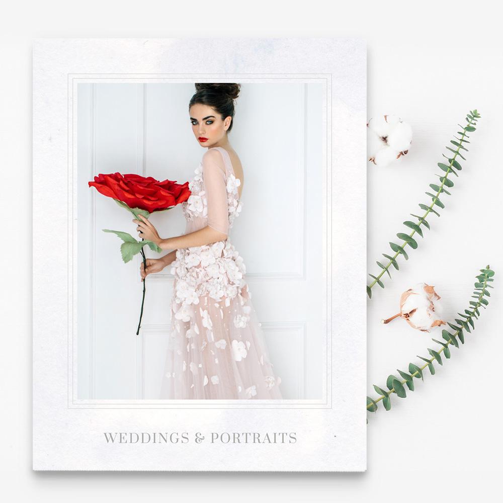 Wedding Photographer Price List Template - Moi Cherie