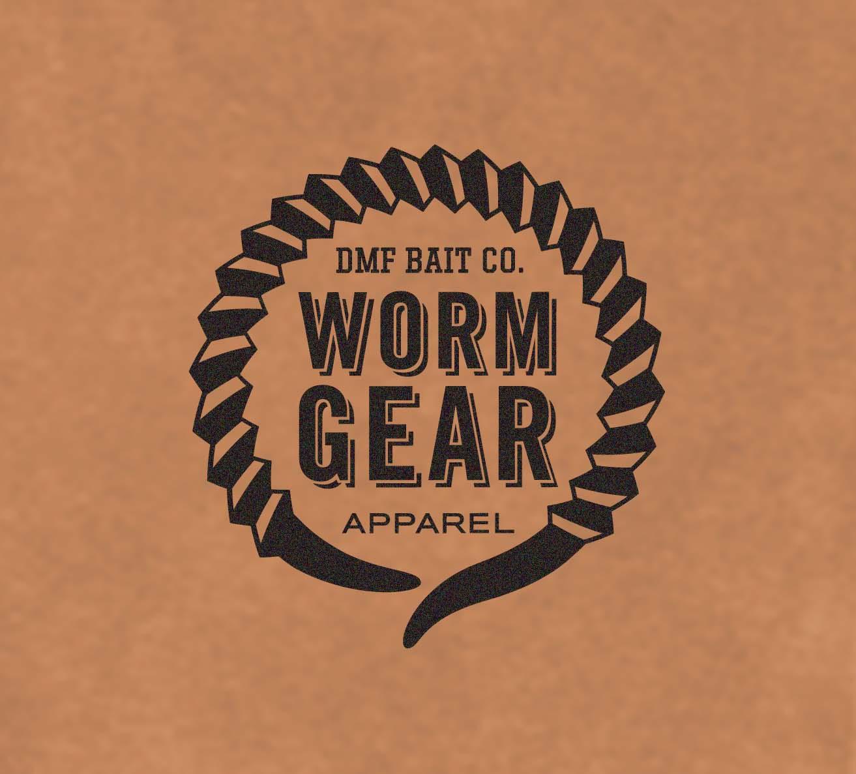 Respect the Worm — DMF Bait Shop