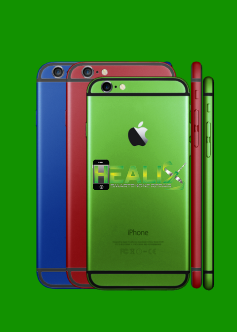 more photos 080b0 be0f5 iPhone 7 Plus Custom Color Housing — Healix Smartphone Repair