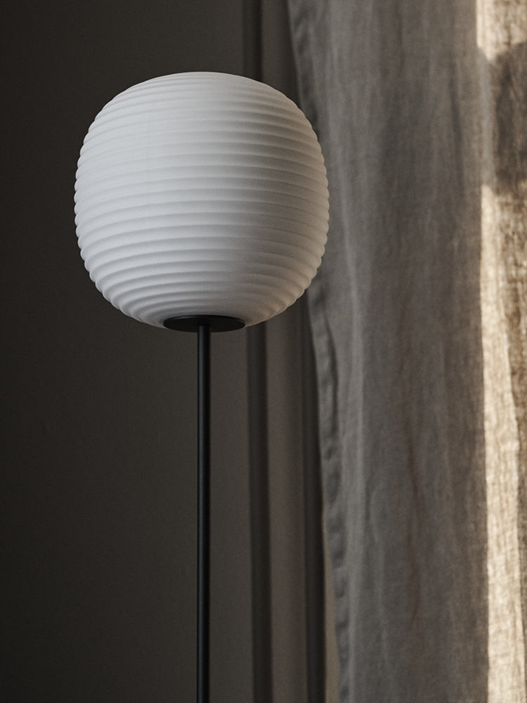 Lantern Floor Lamp Medium — New Works