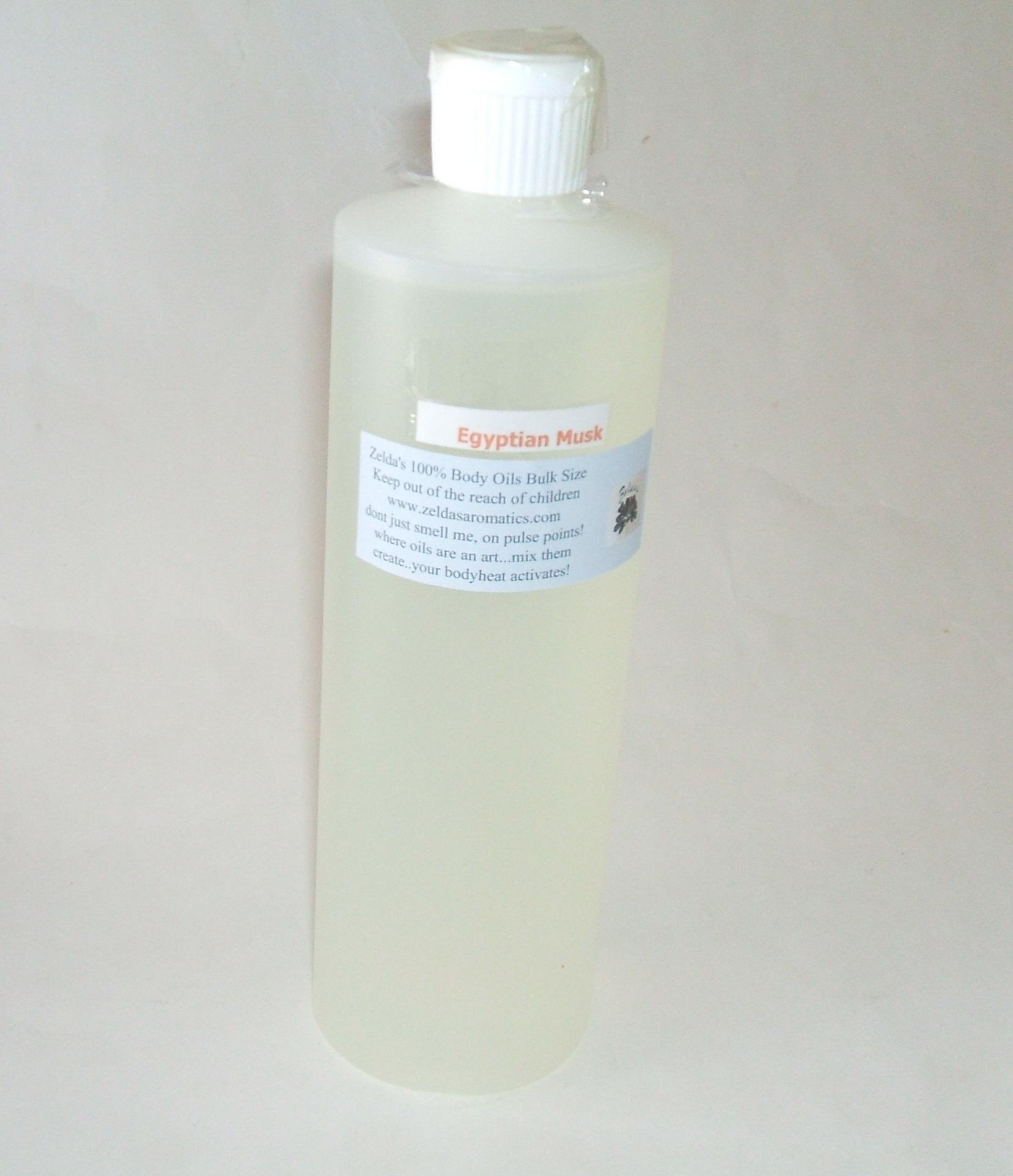 Body Oil 1 lb