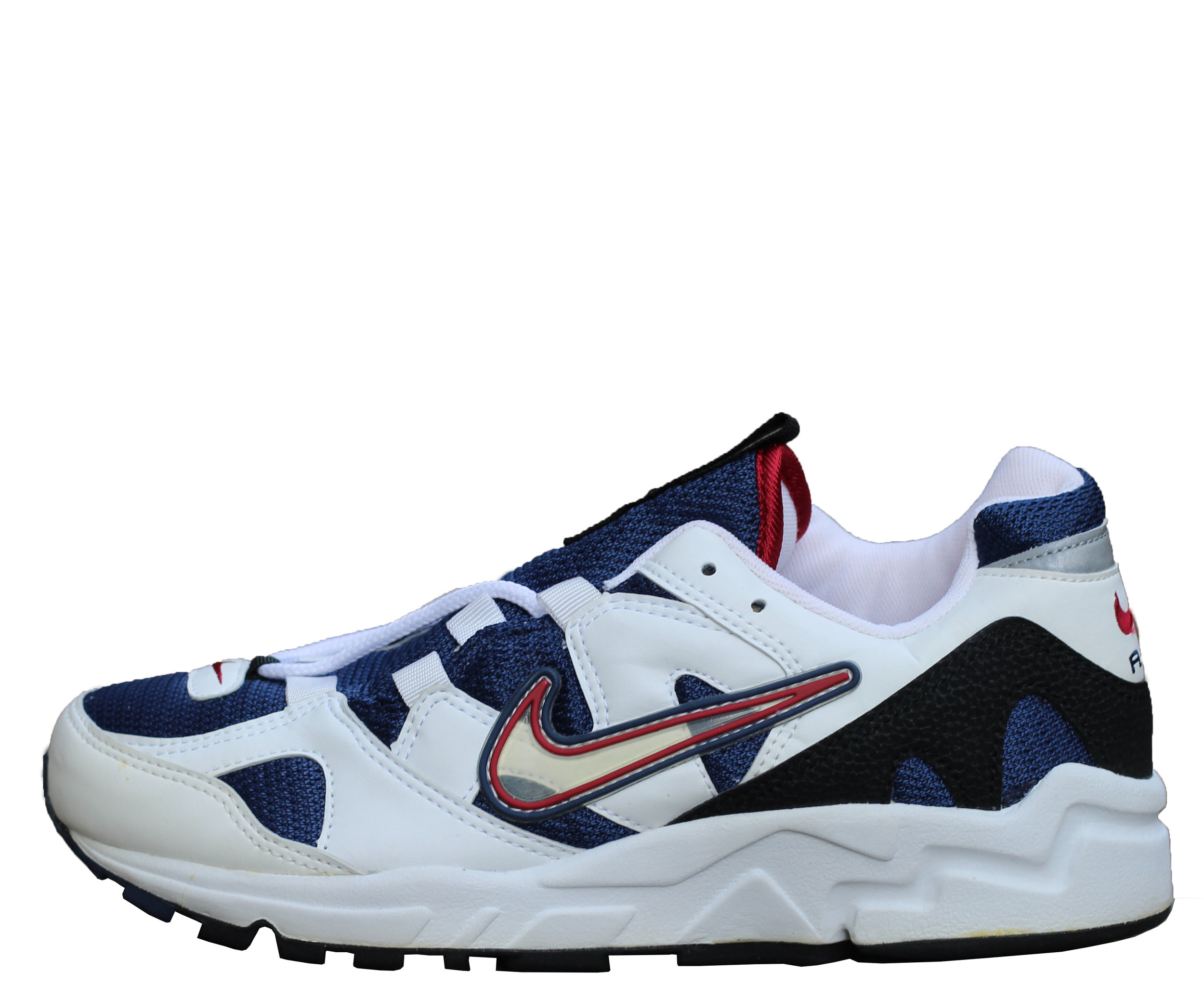 meilleur service cf23f 1f7d3 Nike Air Structure Triax Navy / Deep Red DS — Roots
