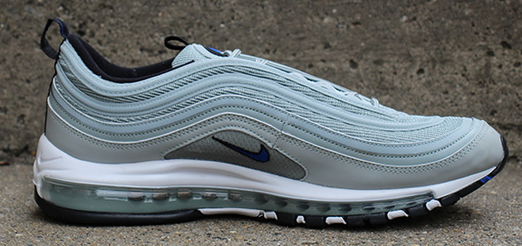 Nike Air Max 97 Light Pumice Racer Blue Size 12 Ds Roots