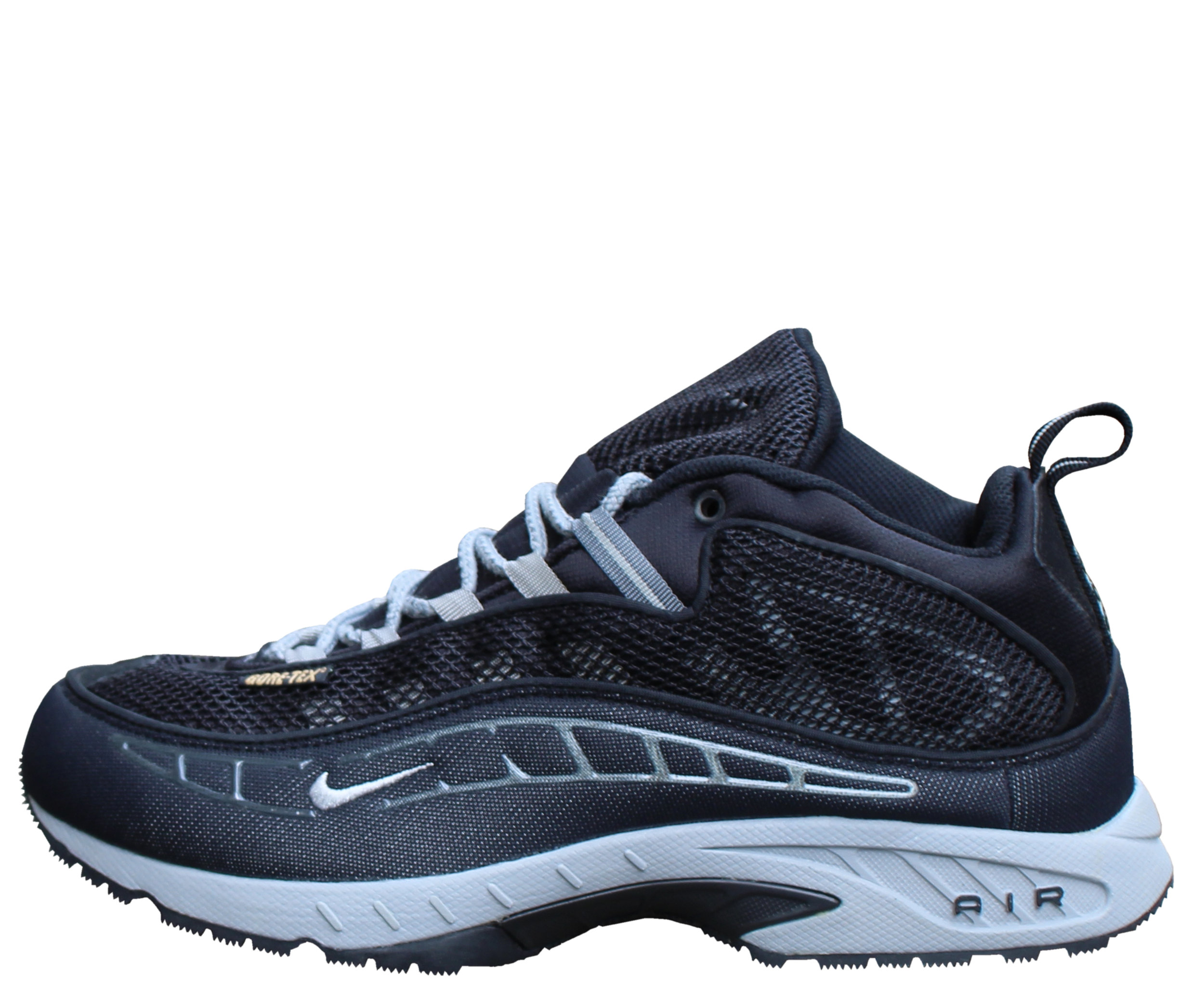 wholesale dealer 0e119 bf455 Nike Air Famished G Black / Medium Grey Graphite (Size 9.5) DS — Roots