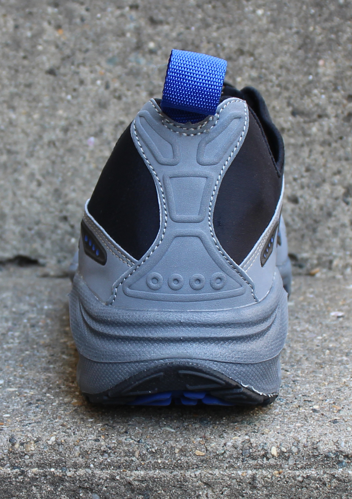 low priced d9aa1 8bc38 Nike Air Sunder Max Black   Varsity Royal   Neutral Grey   3M DS — Roots