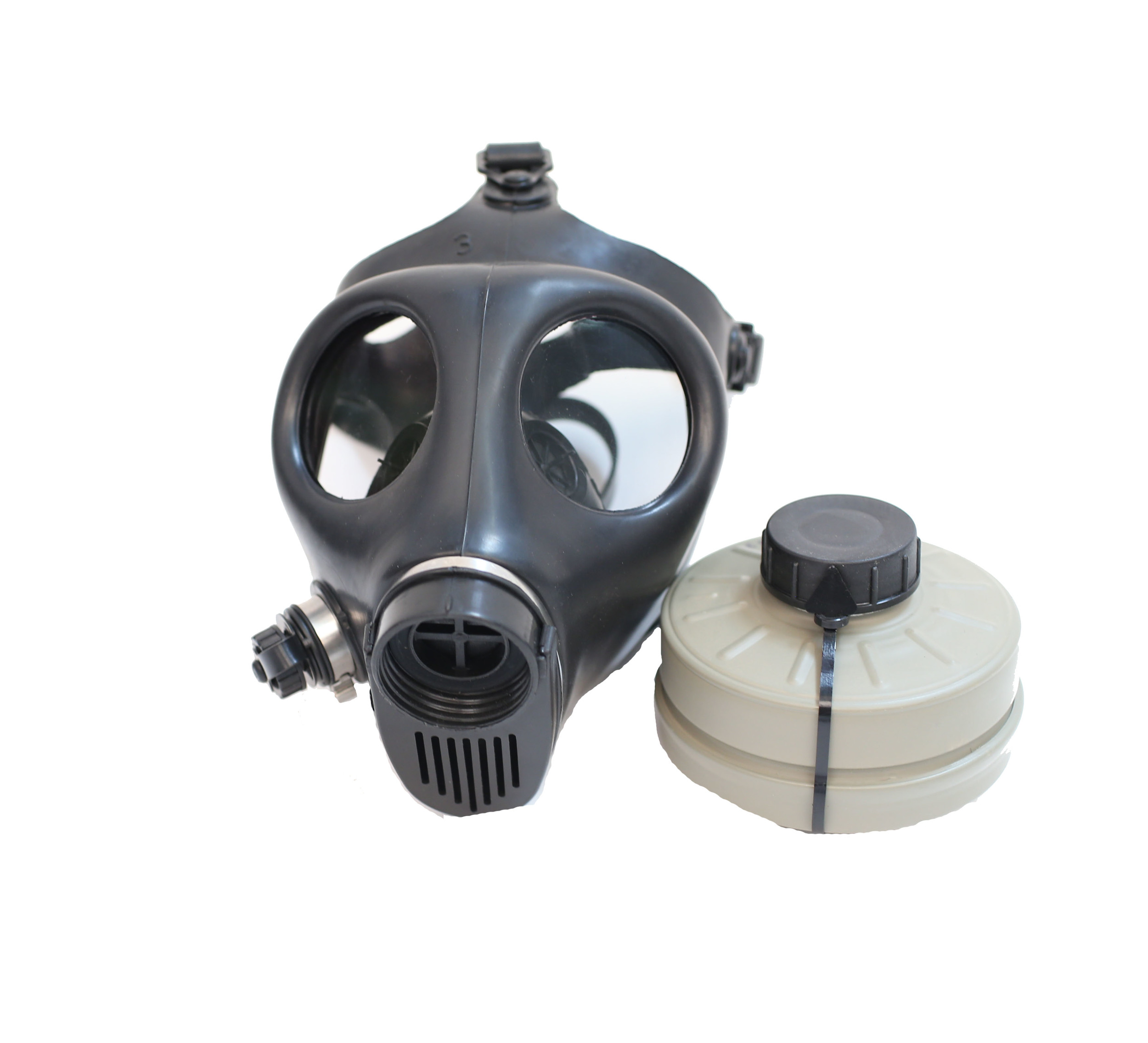 israeli rubber respirator mask nbc protection
