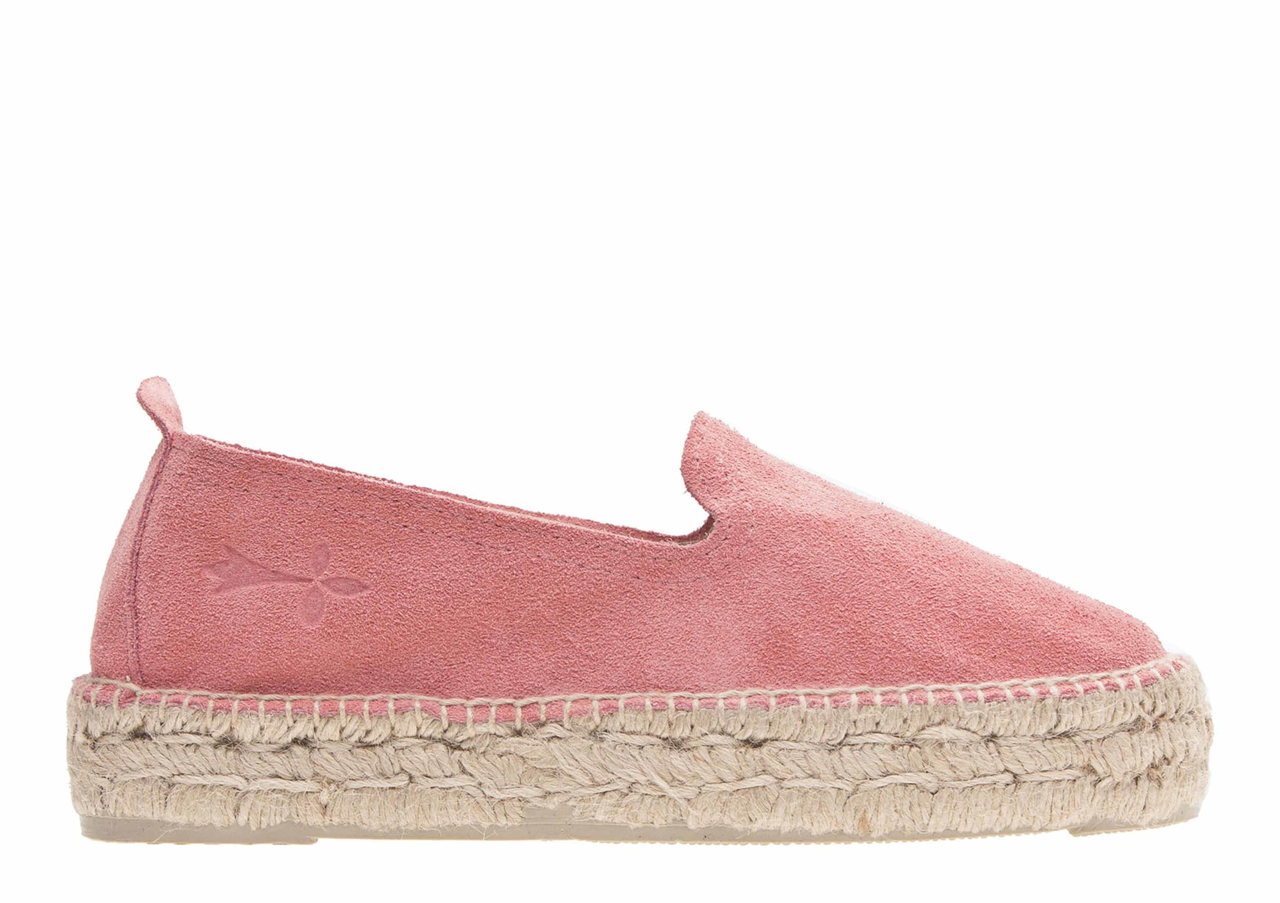 04764e3bdd5 MANEBÍ - Espadrilles Handmade in Spain - Official Website - ESPADRILLES -  HAMPTONS - Paradise Pink