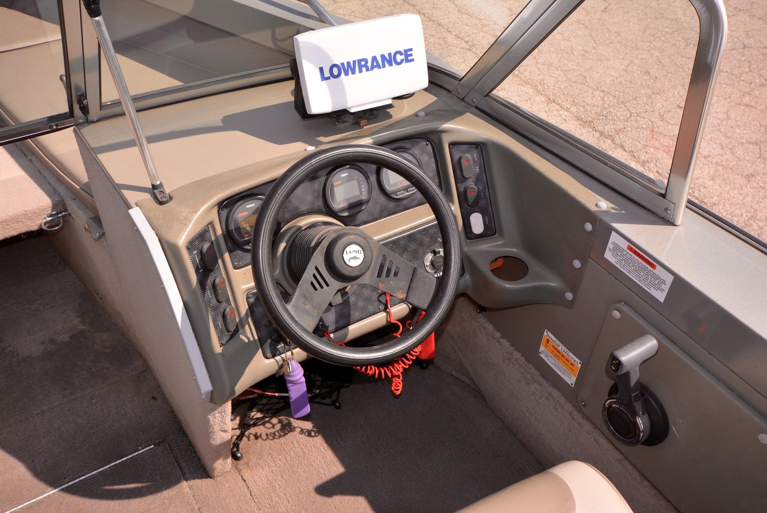 SOLD 2001 Lund Fisherman 1800 w/(2) 4-stroke Yamahas — Sun Sport Marine