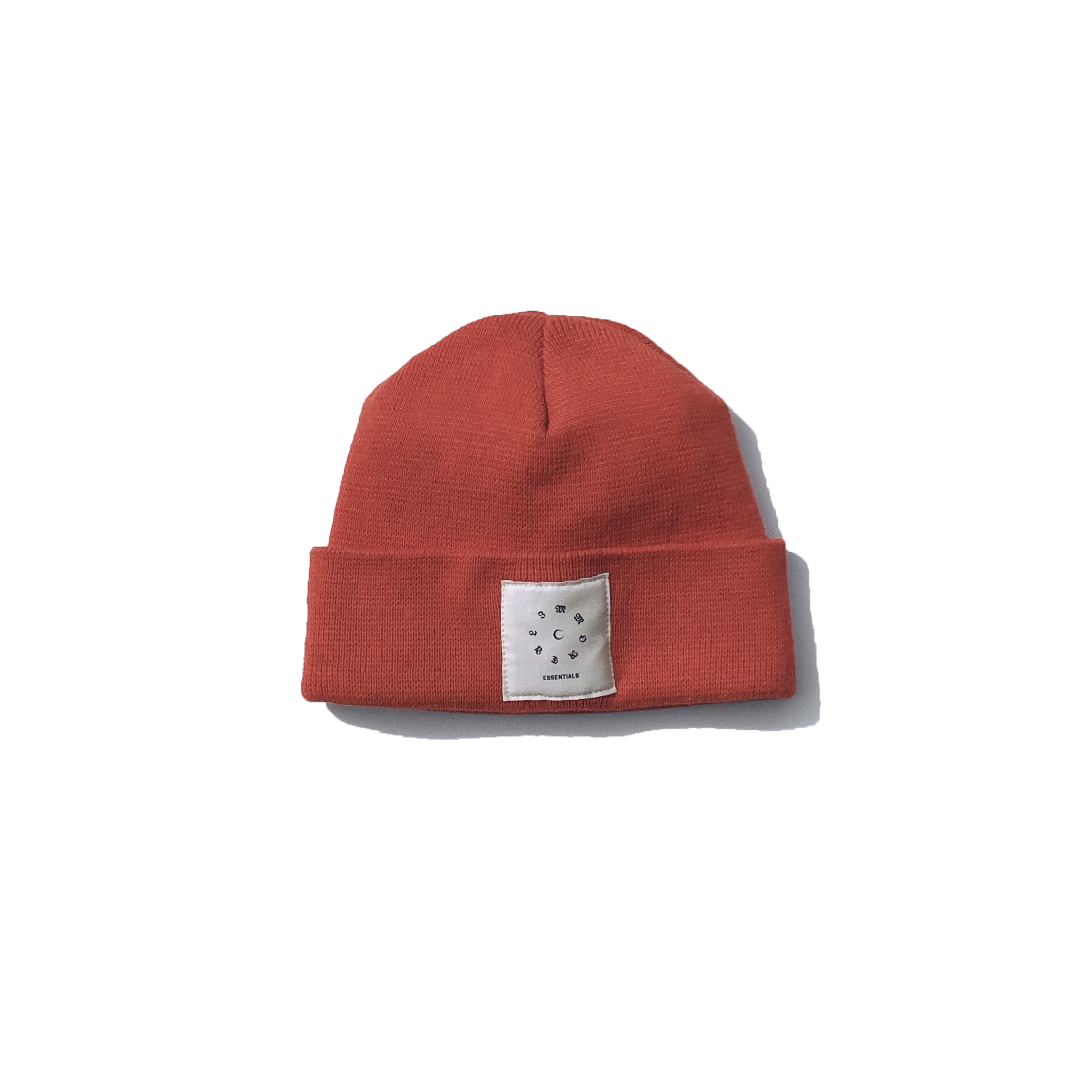 932e149db48 Immortal Essentials - Beanie (Burnt Orange)