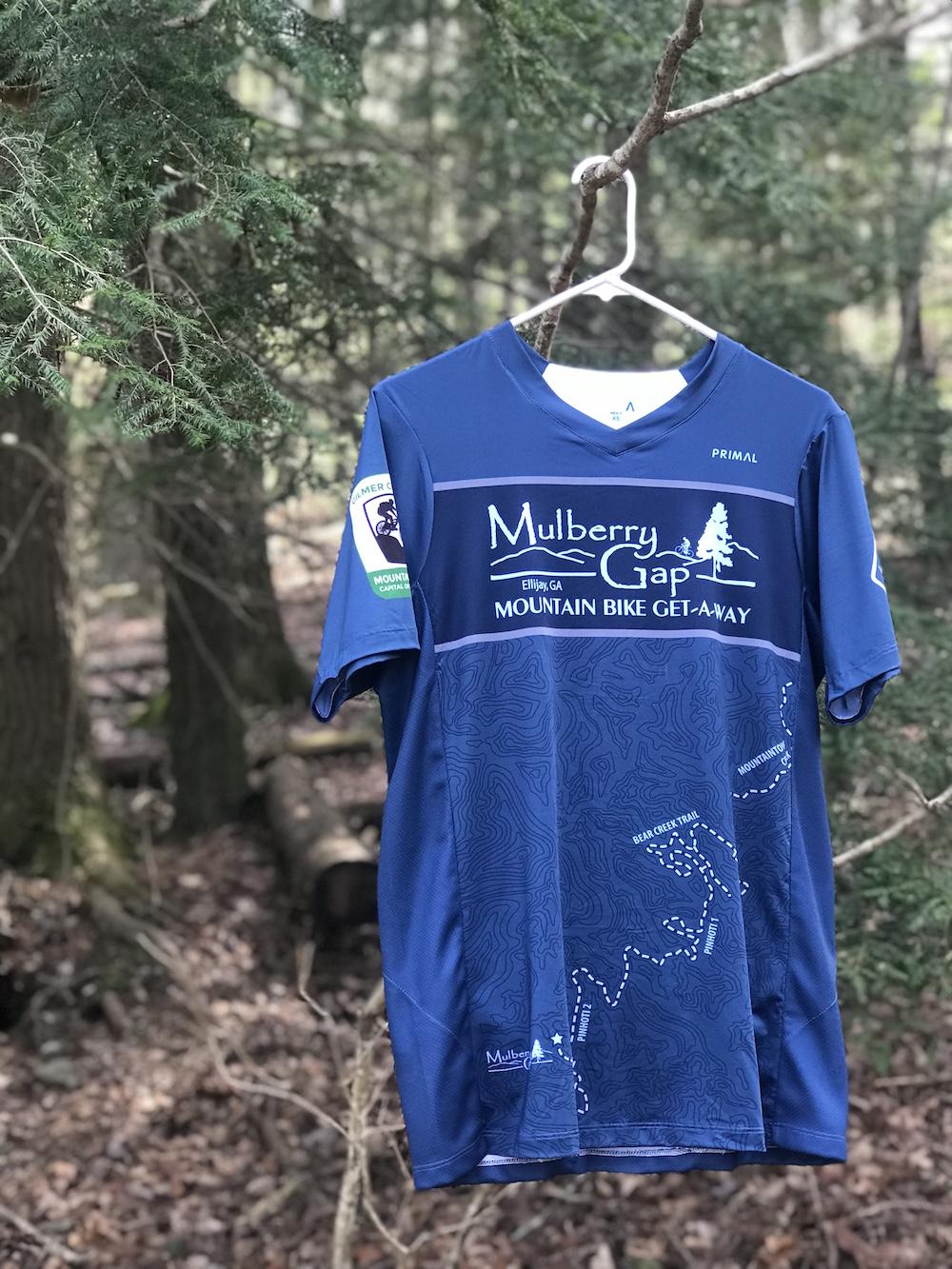 777db43b21d Mulberry Gap Mountain Bike Jersey