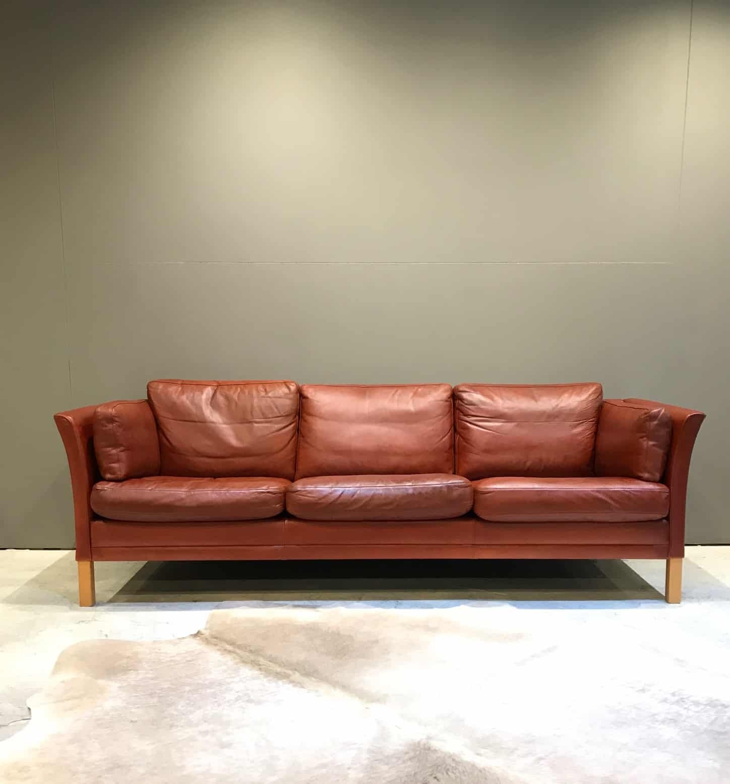 Danish Sofa Mid Century Furniture Melbourne