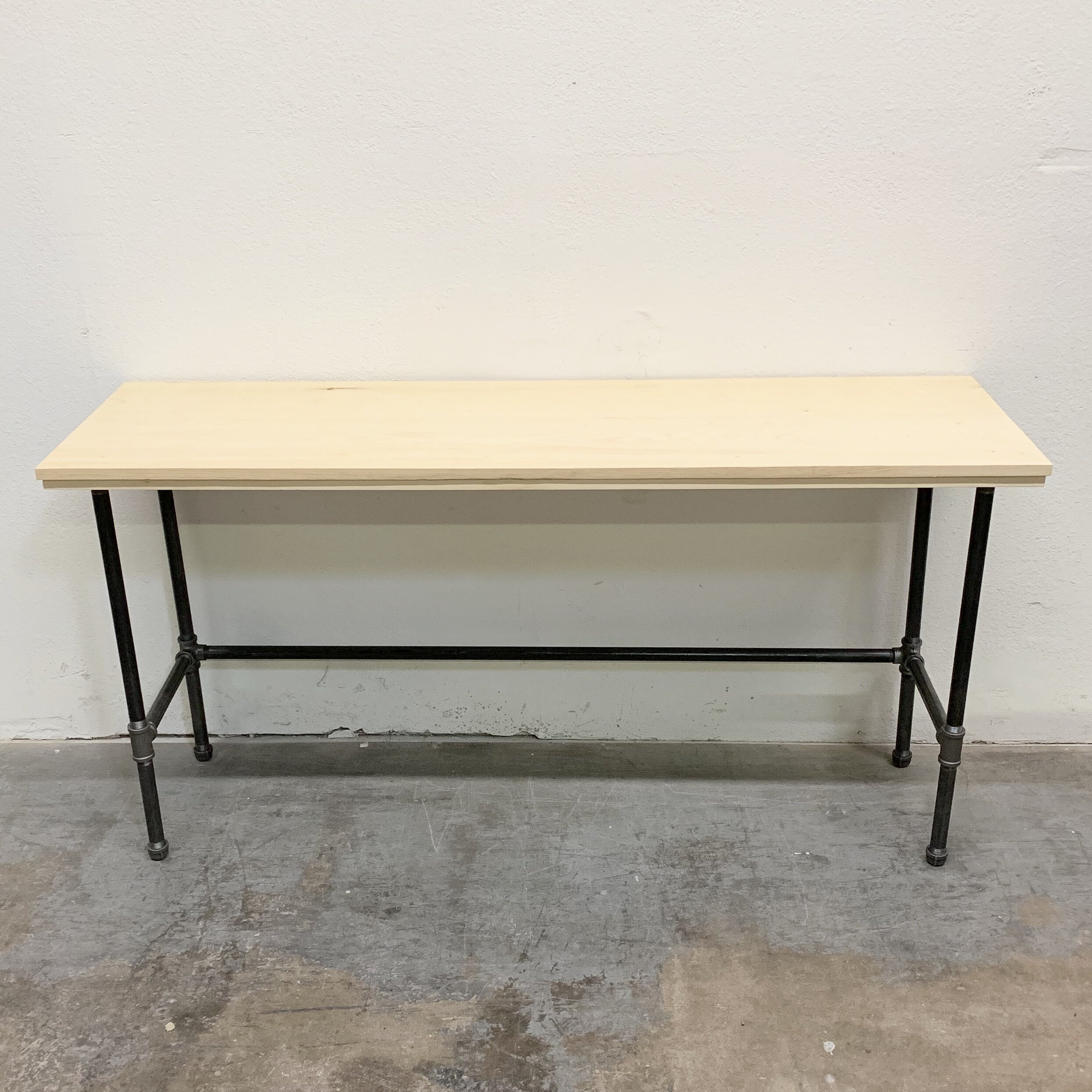 "Ira Narrow Desk up to 40"" — Northern Spy"